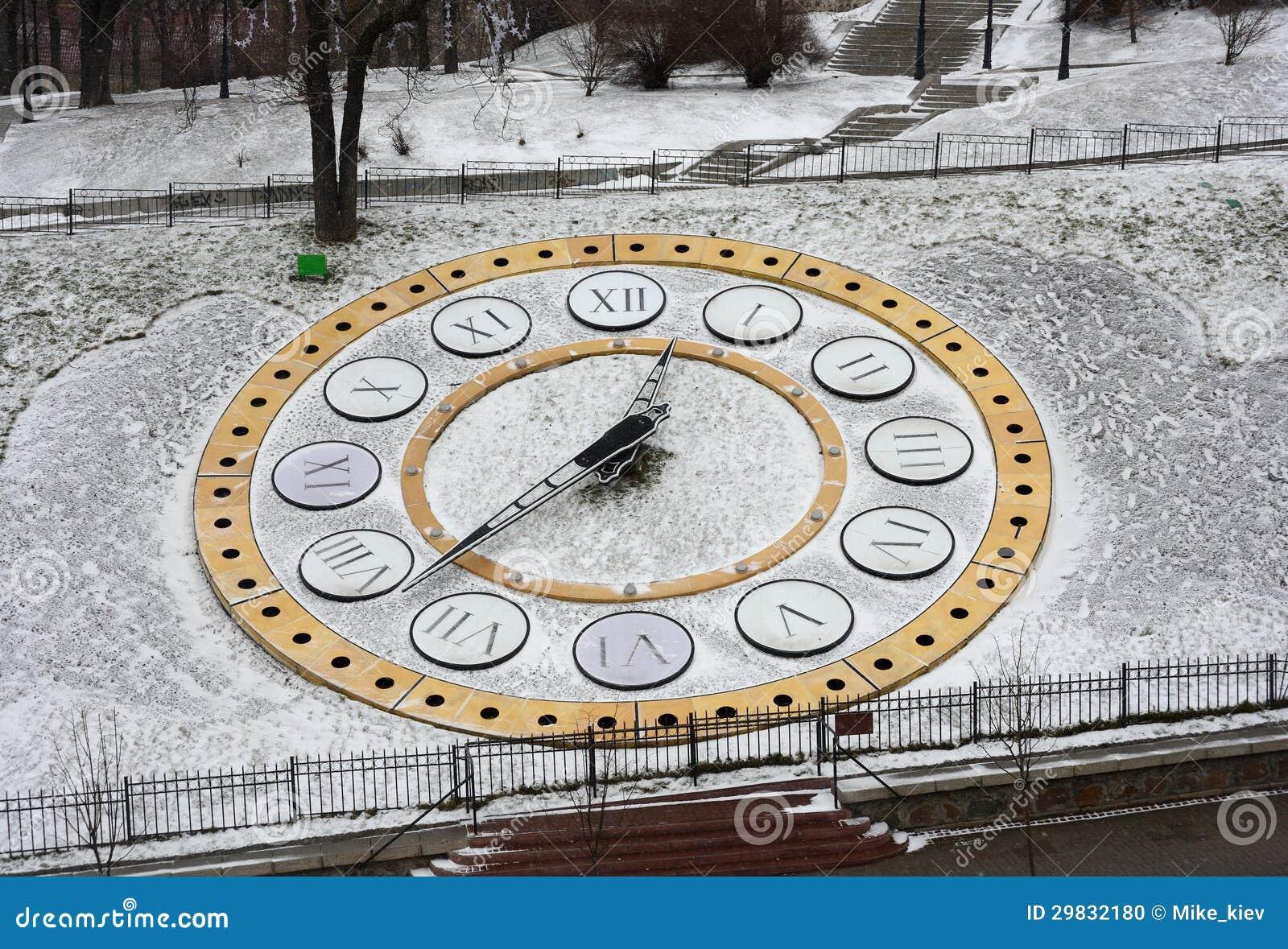 Tempo de inverno