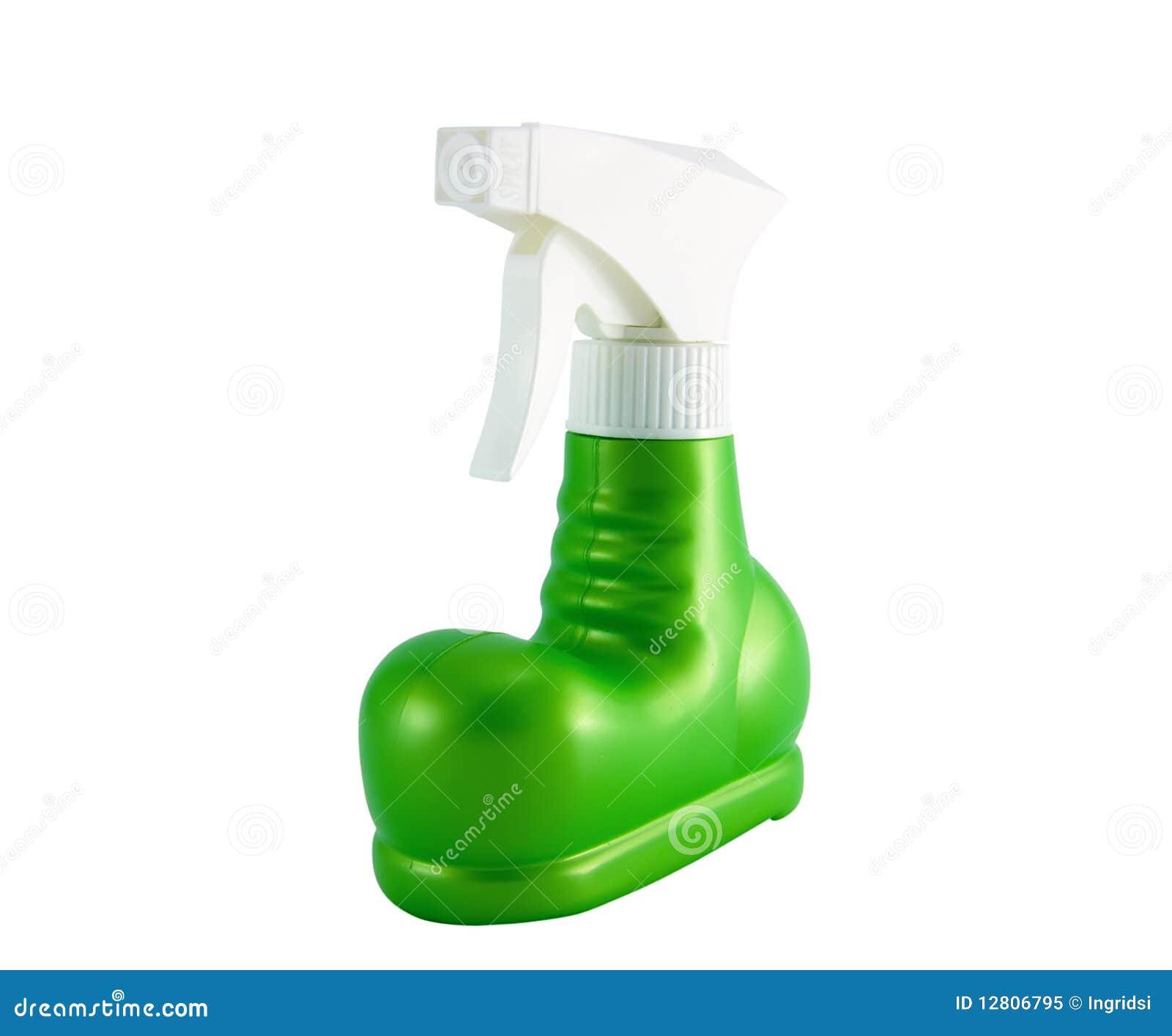 Pulverizador do frasco para o creme cosmético