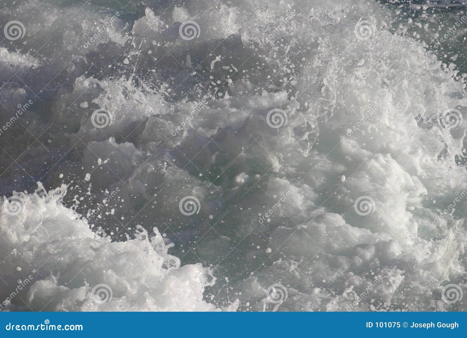 Pulverizador do oceano