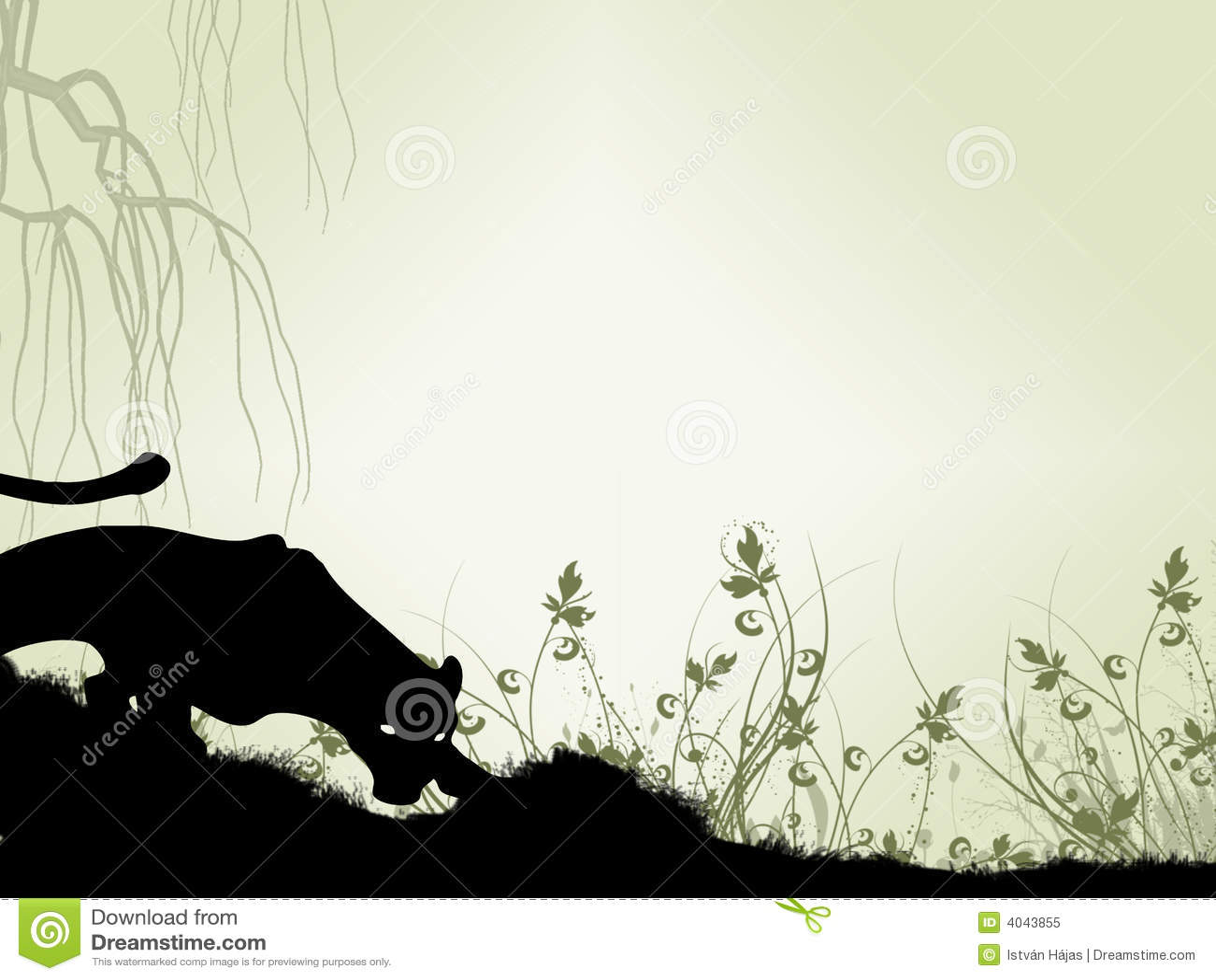 puma background