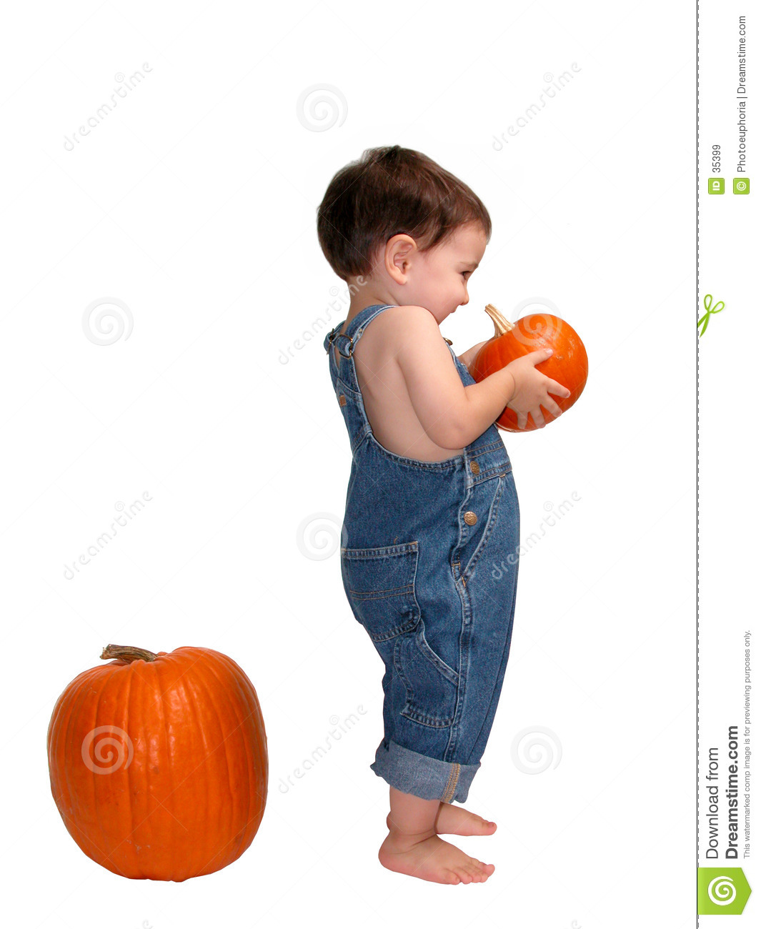 Pumpkin Boy