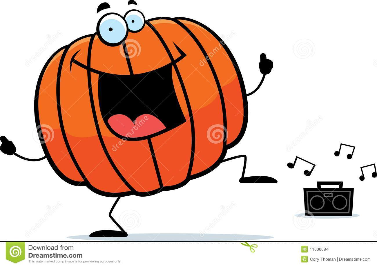 pumpkin dancing stock images image 11000684 dance vector black and white dance vector black and white