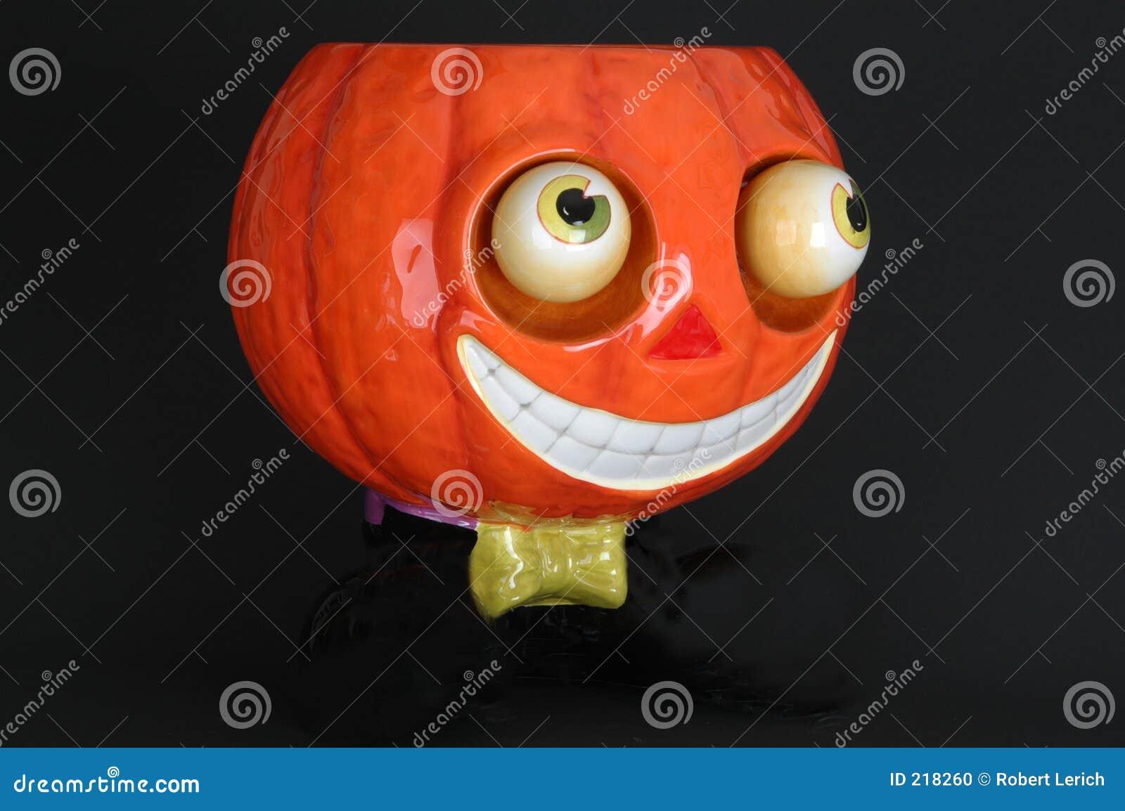 Pumpkin krawat bow ceramiczne