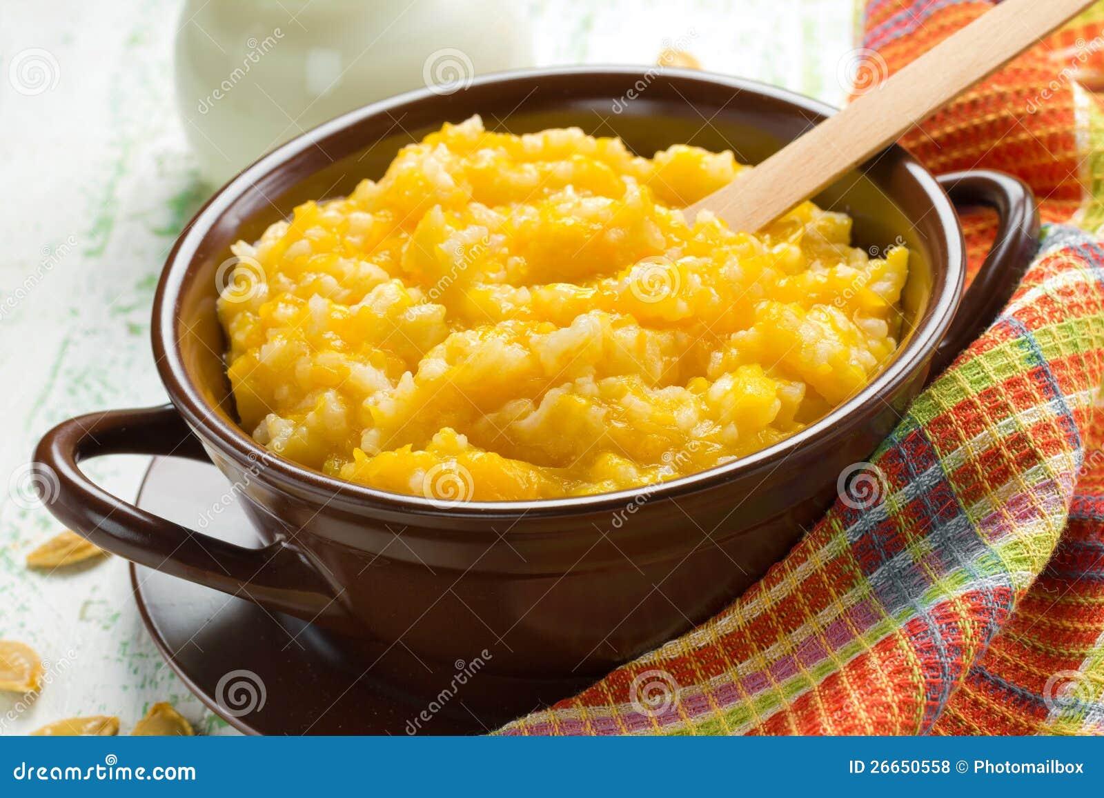 how to cook korean pumpkin porridge