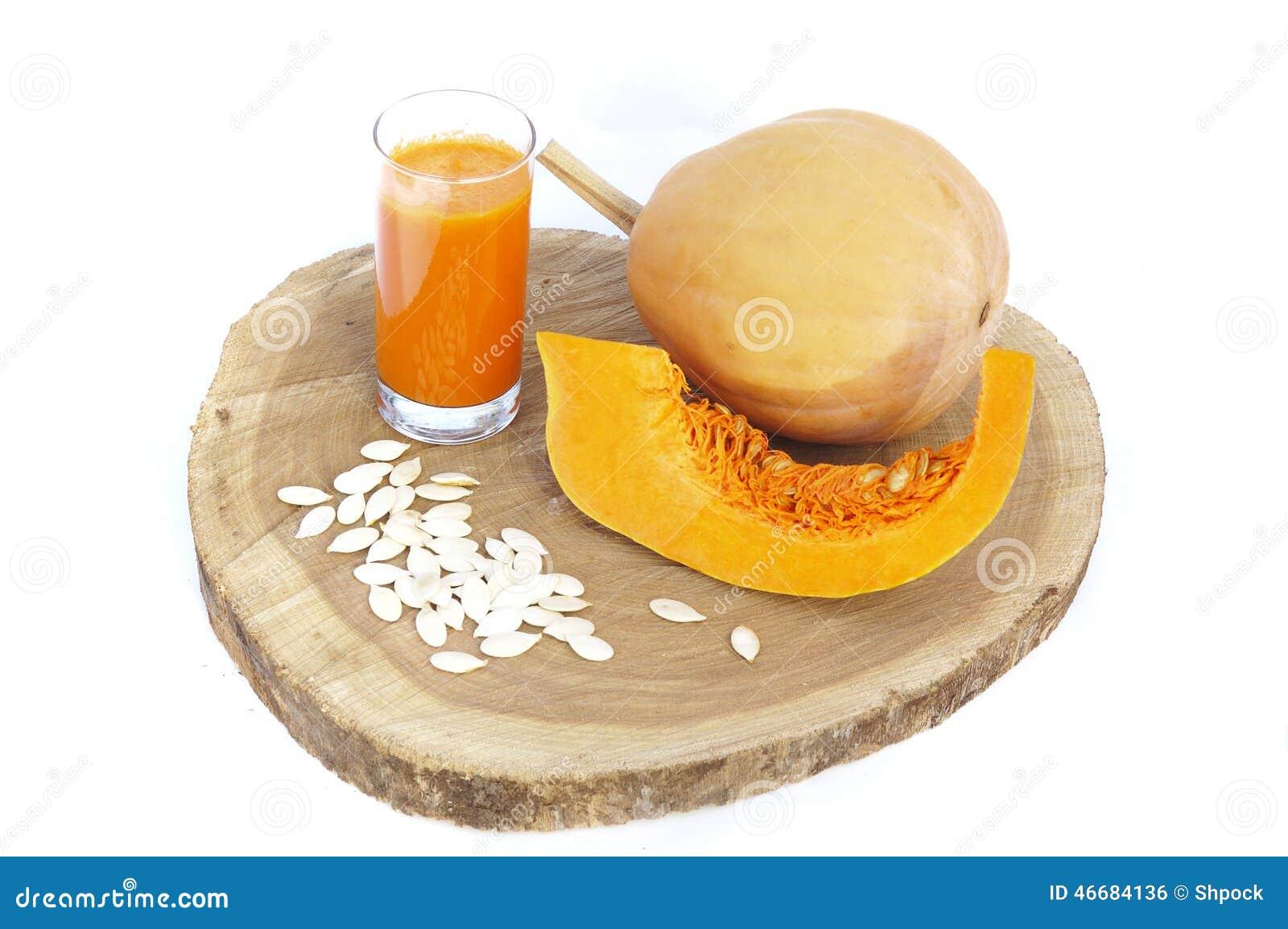 Pumpkin Vegetable Juice Stock Image Cartoondealer Com