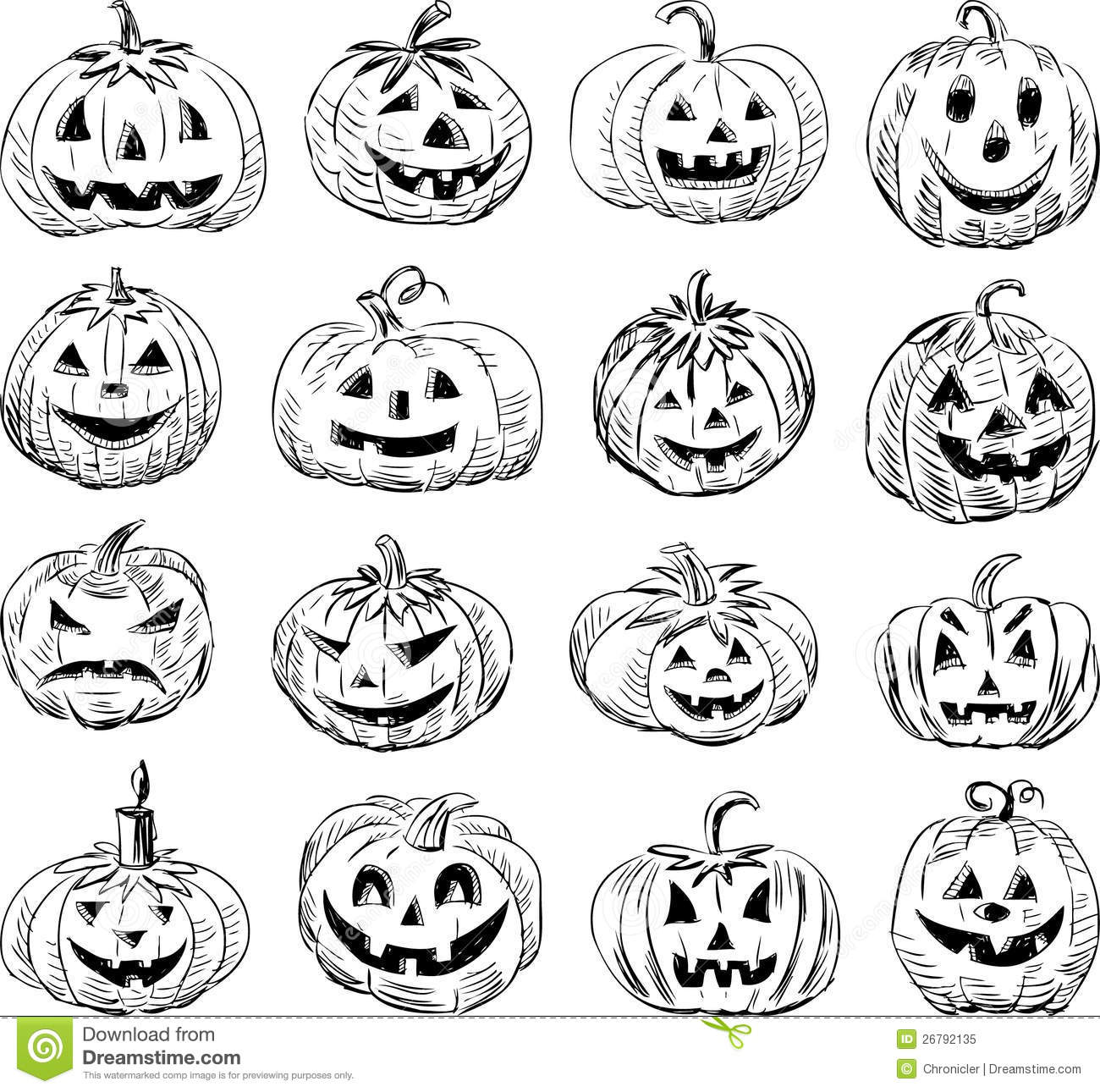 Uncategorized Drawings Of Pumpkins pumpkins royalty free stock photo image 26792135 photo