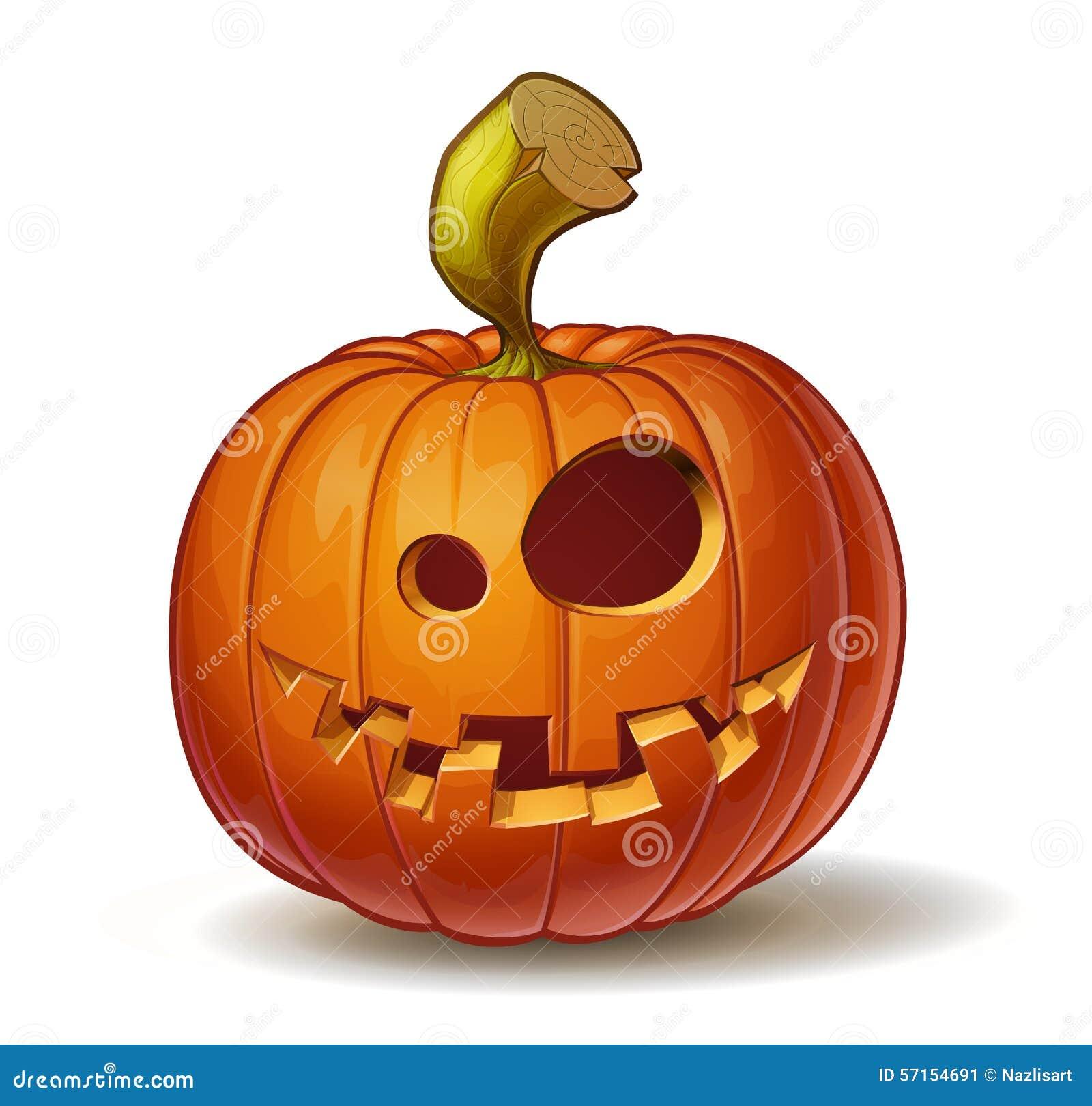 Pumpkins funny 1 stock vector image 57154691 for Funny pumpkin drawings