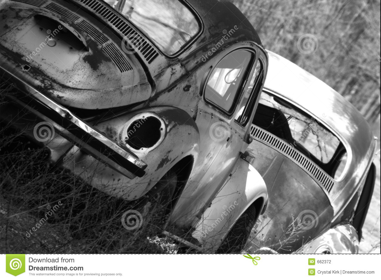 Punch Buggy Stock Photo Image Of Junk Black Drive Buggy 662372