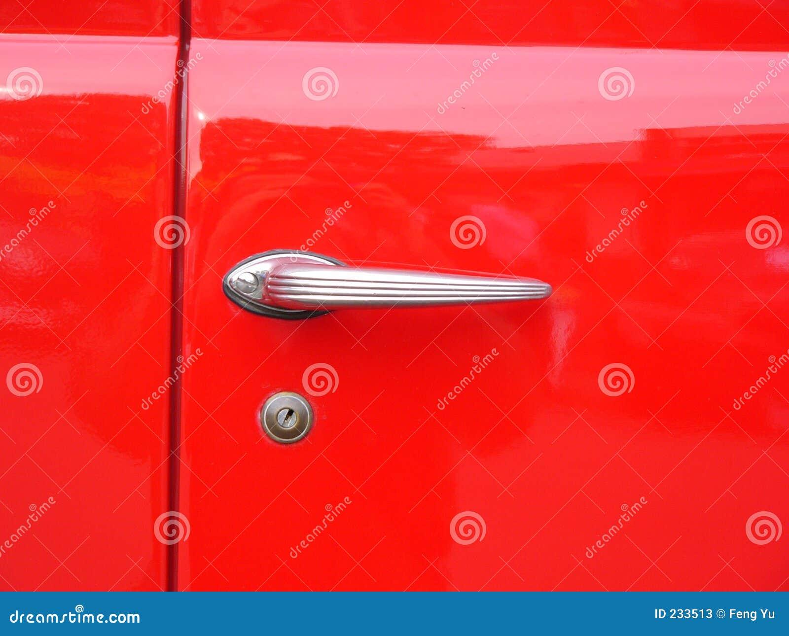 Punho de porta do carro