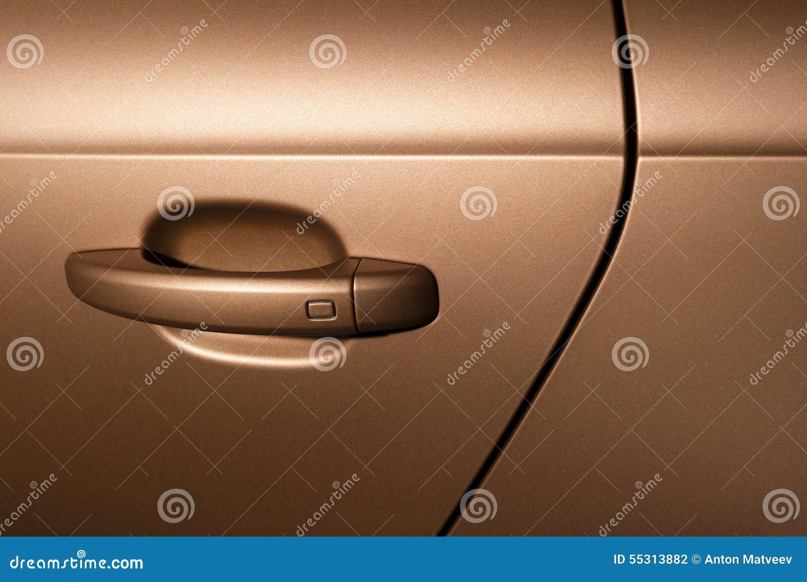 Punho do carro