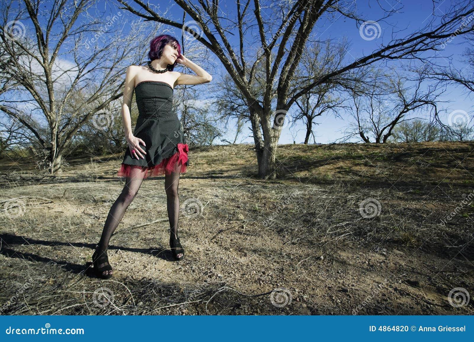 Punk för modemodell