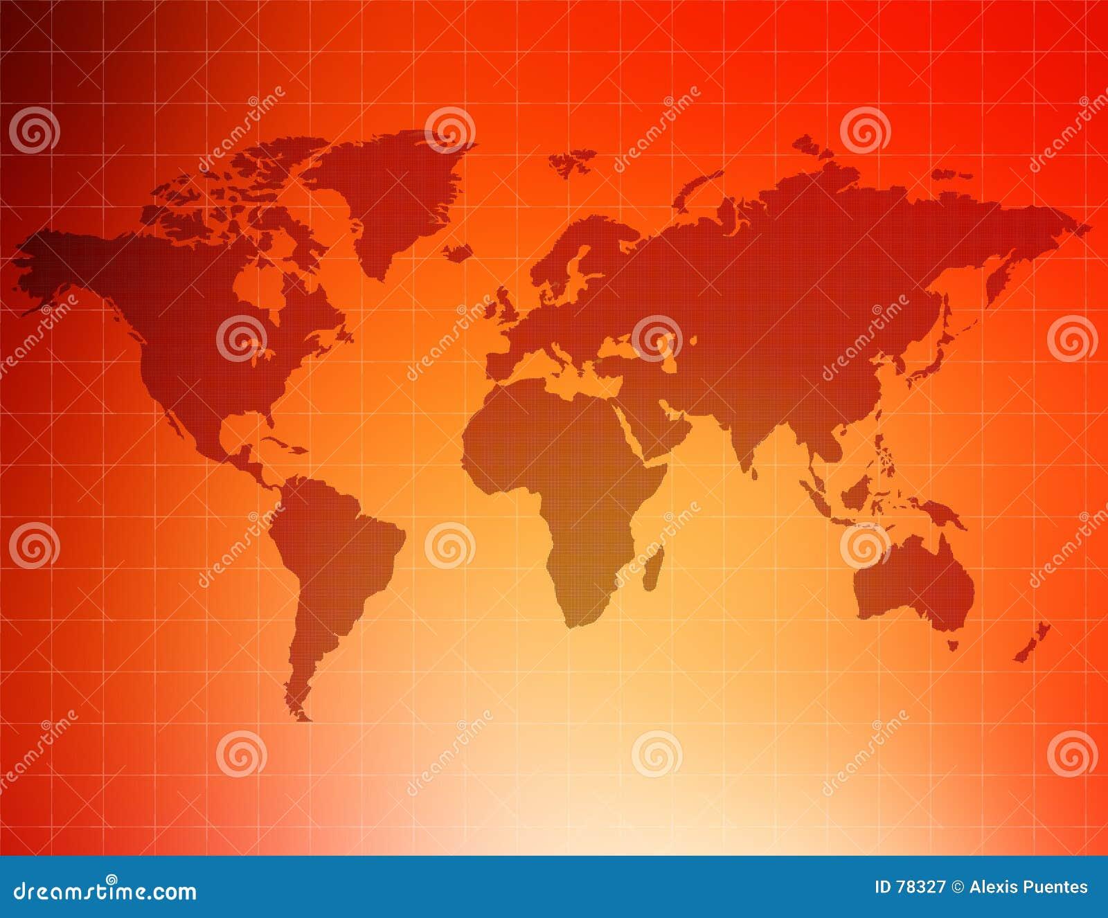 Punktierte Welt