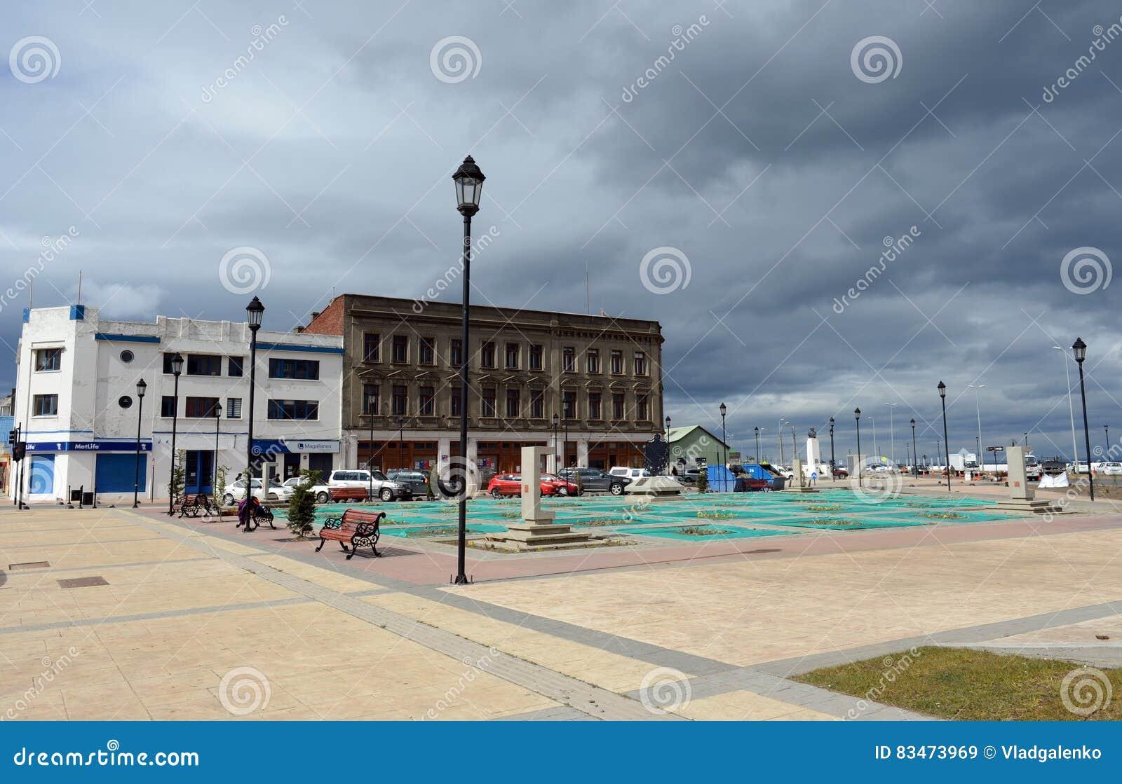 Punta Arenas ist eine Stadt in Chile