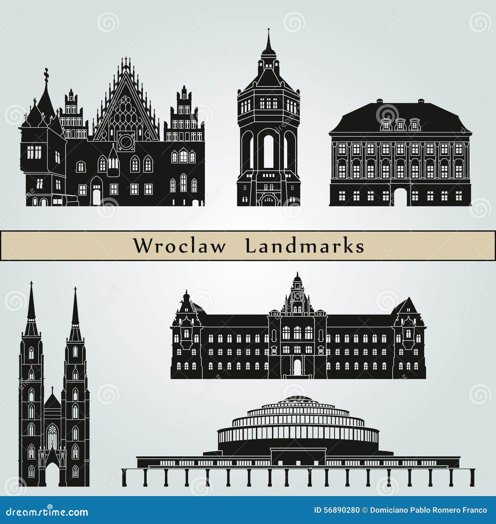 Punti di riferimento di Wroclaw