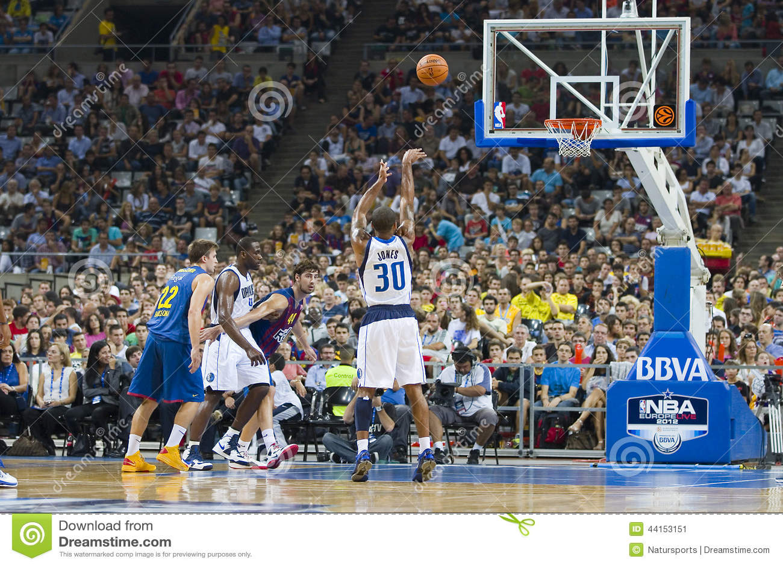 Punto del baloncesto