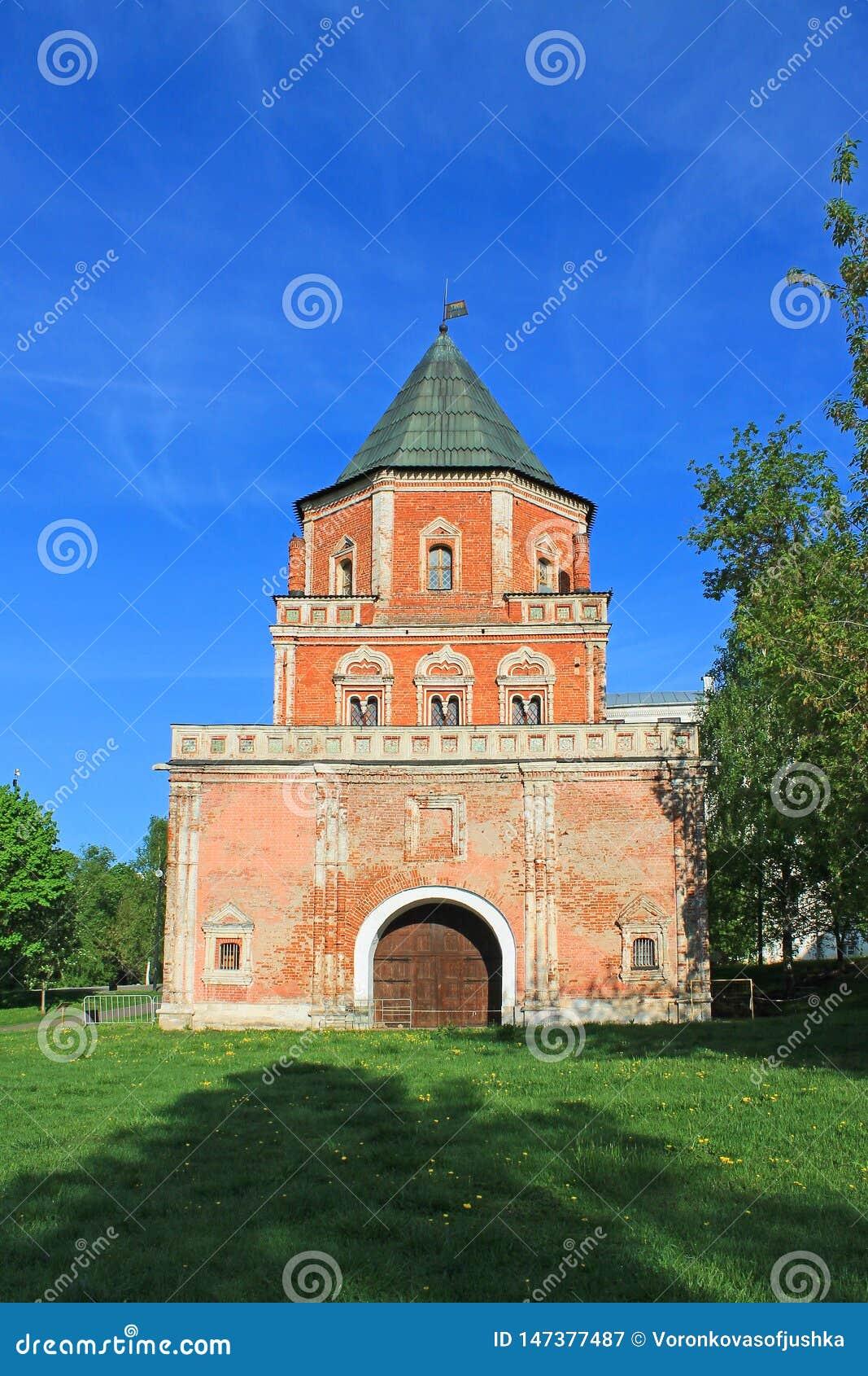 Punto di riferimento architettonico del parco di Izmailovo a Mosca Russia