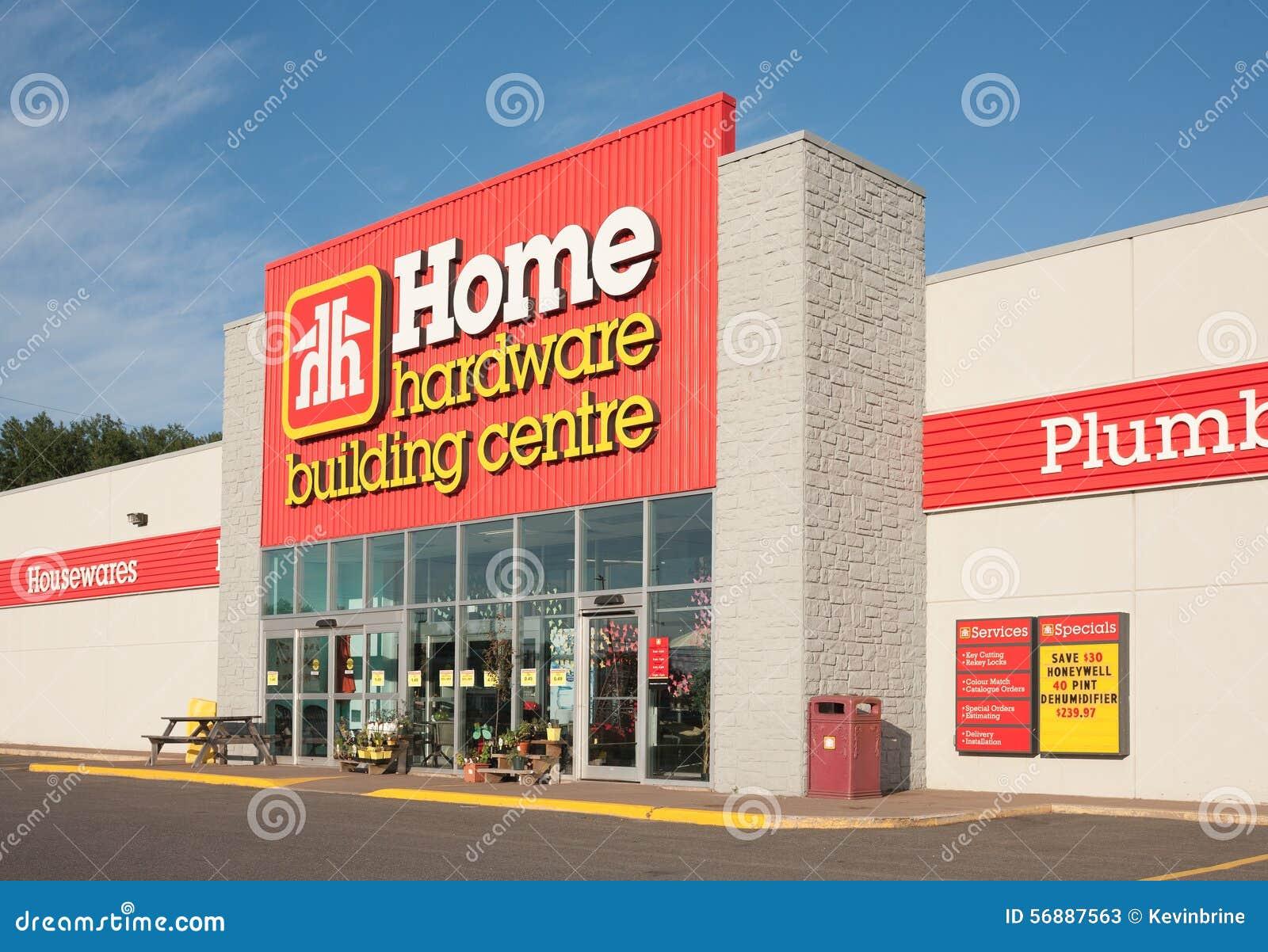 Punto di vendita domestico dell hardware