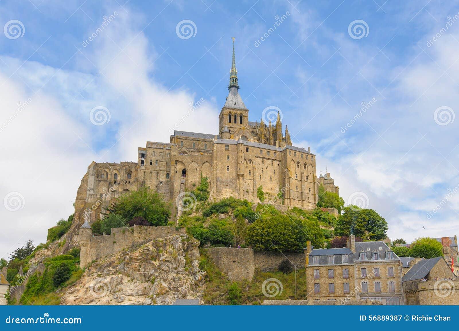 Punto di vista del san Michel di Mont