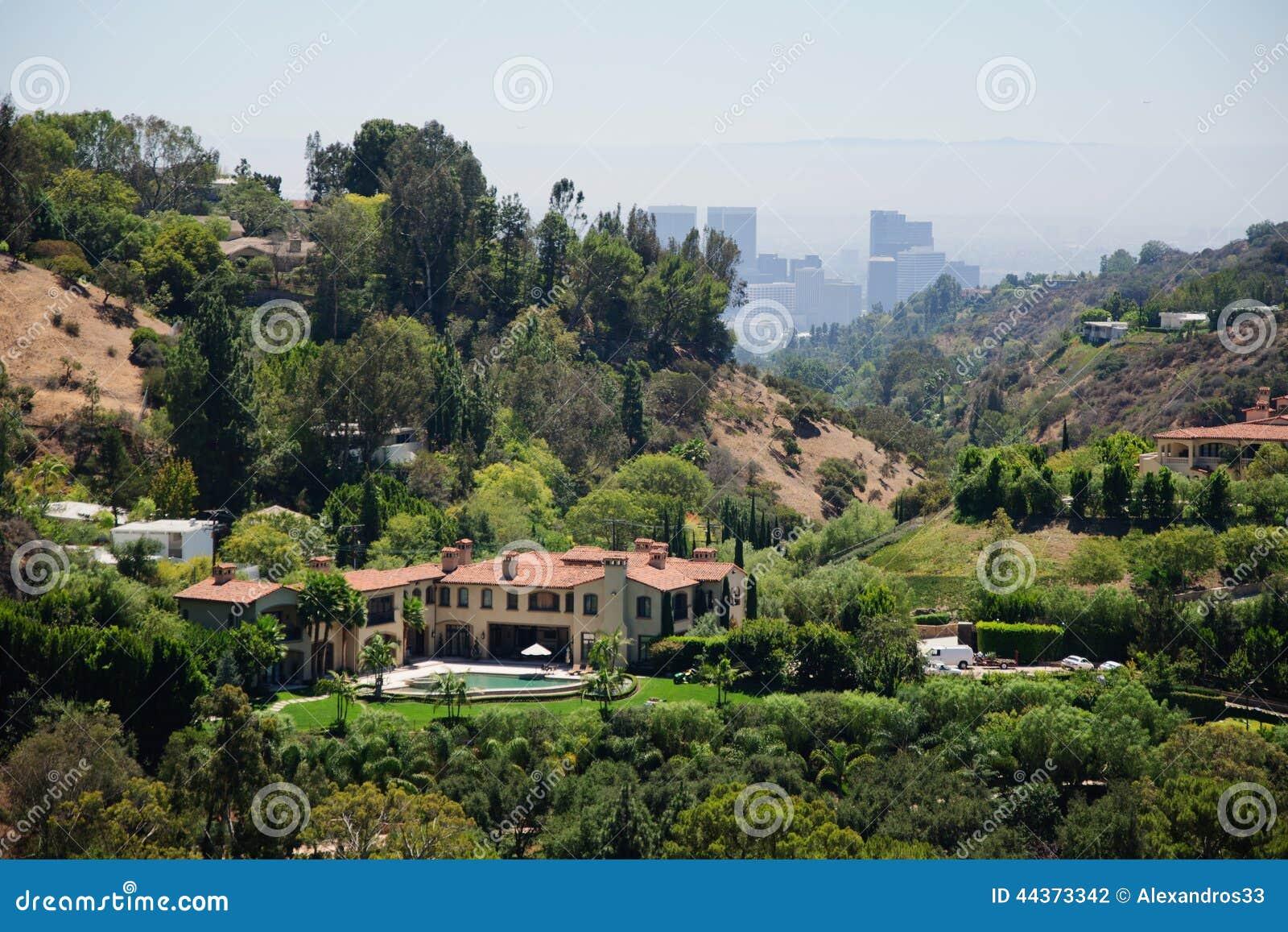 Punto di vista di Losa Angeles