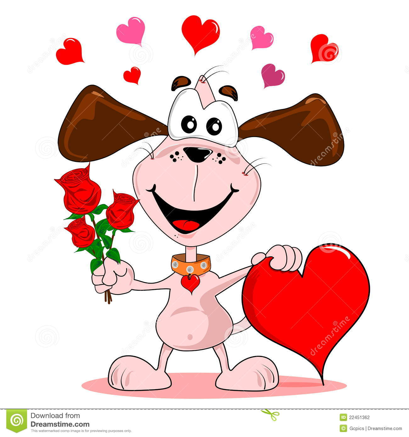 Displaying 18> Images For - Puppy Love Clip Art...