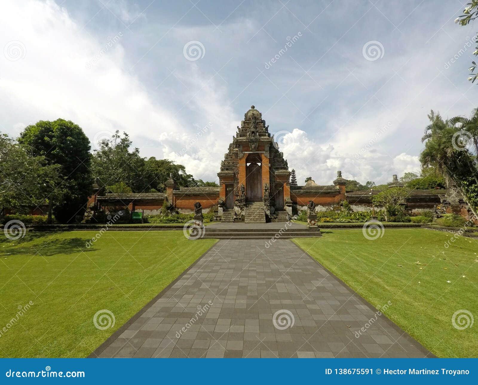 Pura Taman Ayun świątynia, Bali