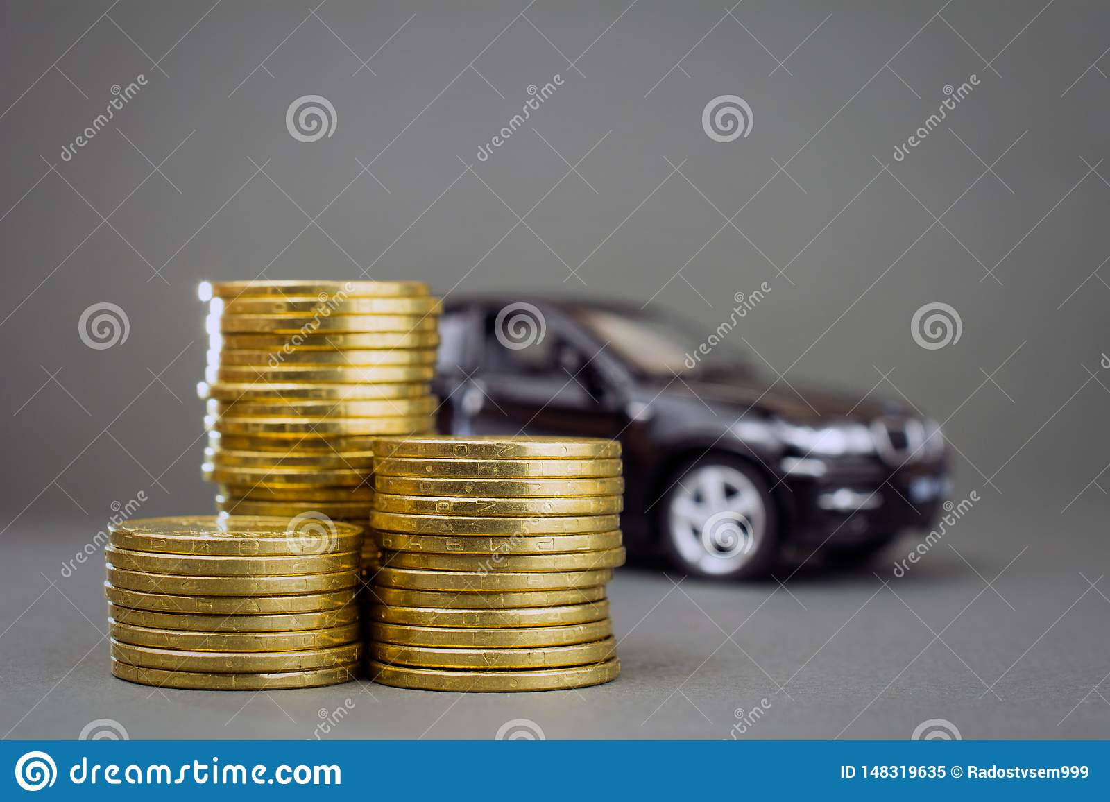 Auto dealership and rental car