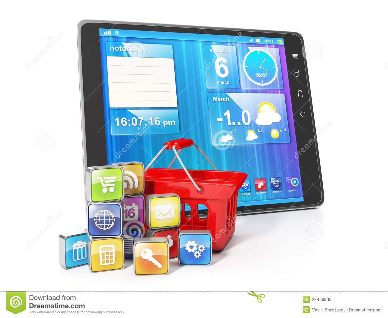 Mobile & Tablet Applications