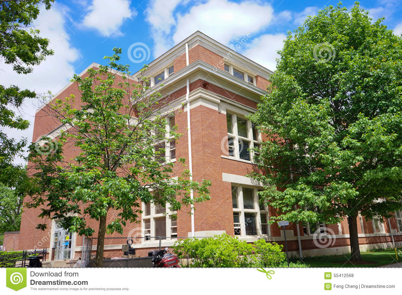download purdue university campus stock photo image of entrance 55412568