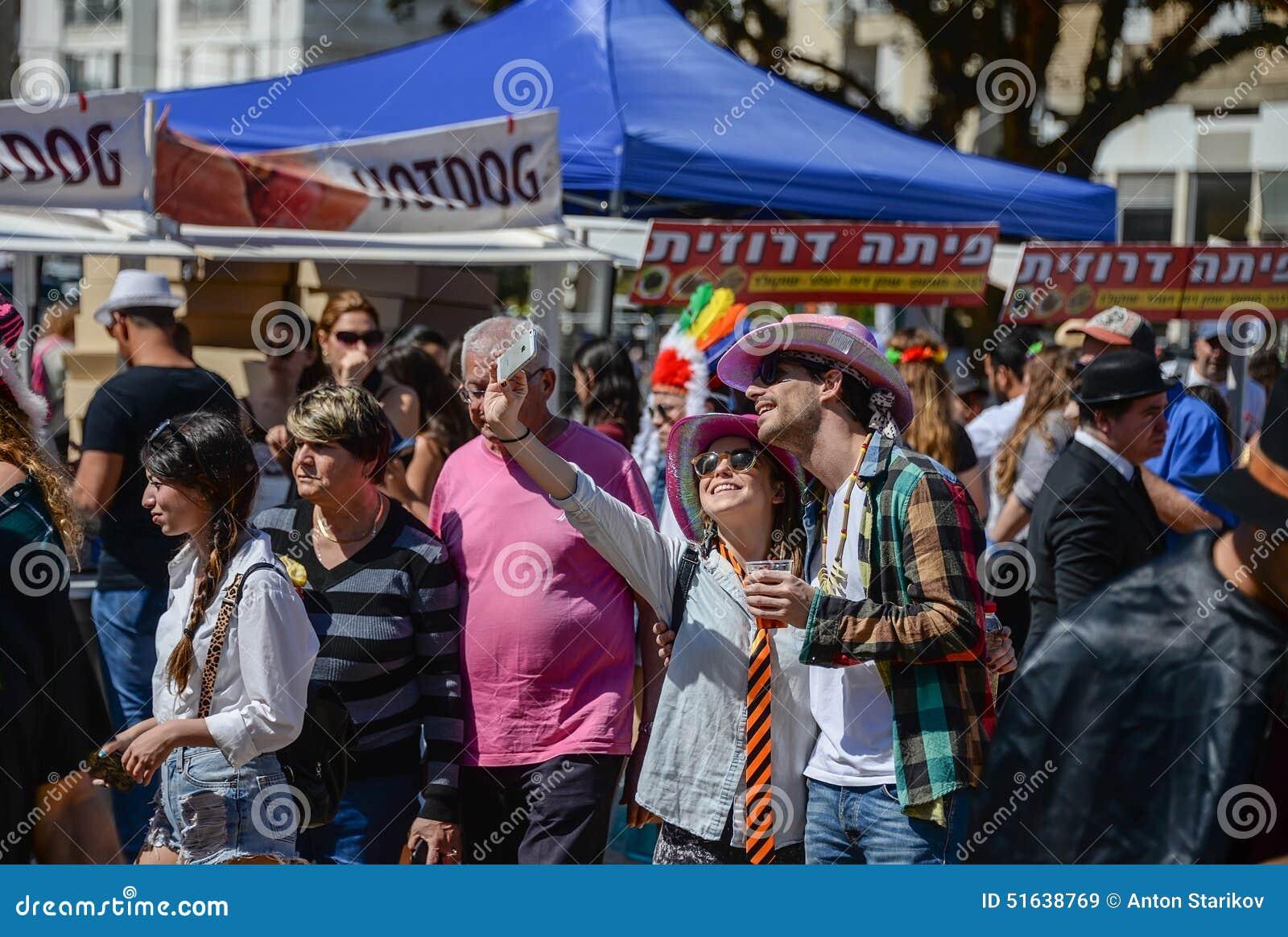 Photos of adult street parties