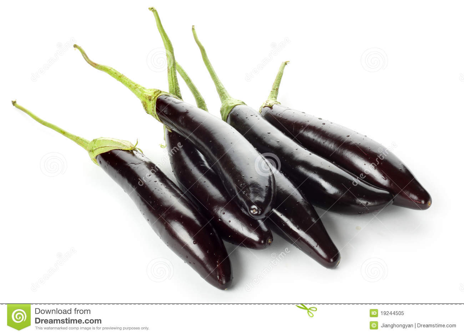 Purpere aubergine