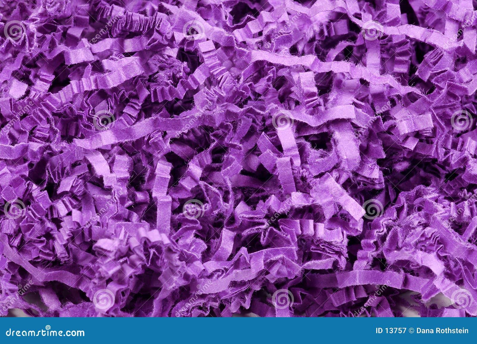 Download Purpere Confettien stock afbeelding. Afbeelding bestaande uit gift - 13757
