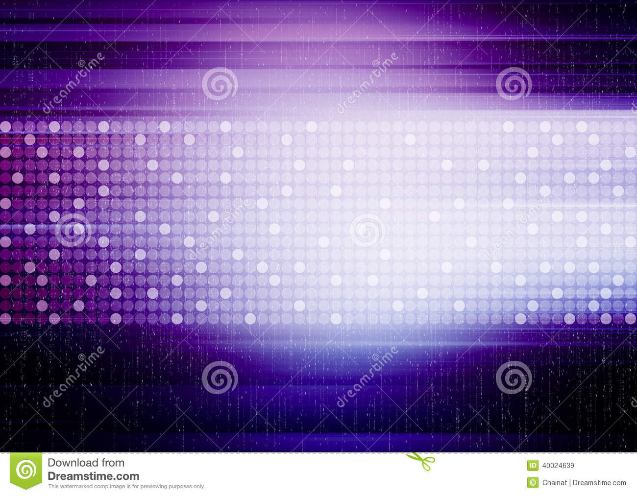 purple abstract futuristic background stock illustration