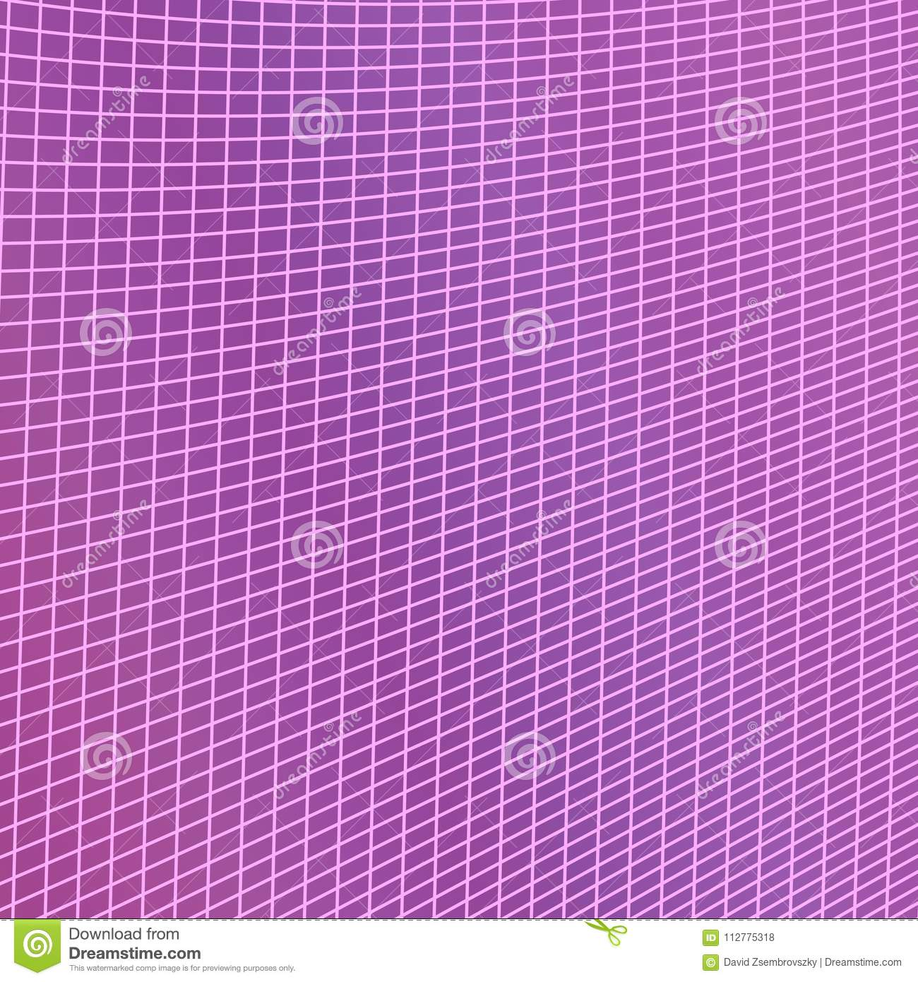 Purple Abstract Modern Grid Background - Vector Graphic Design From