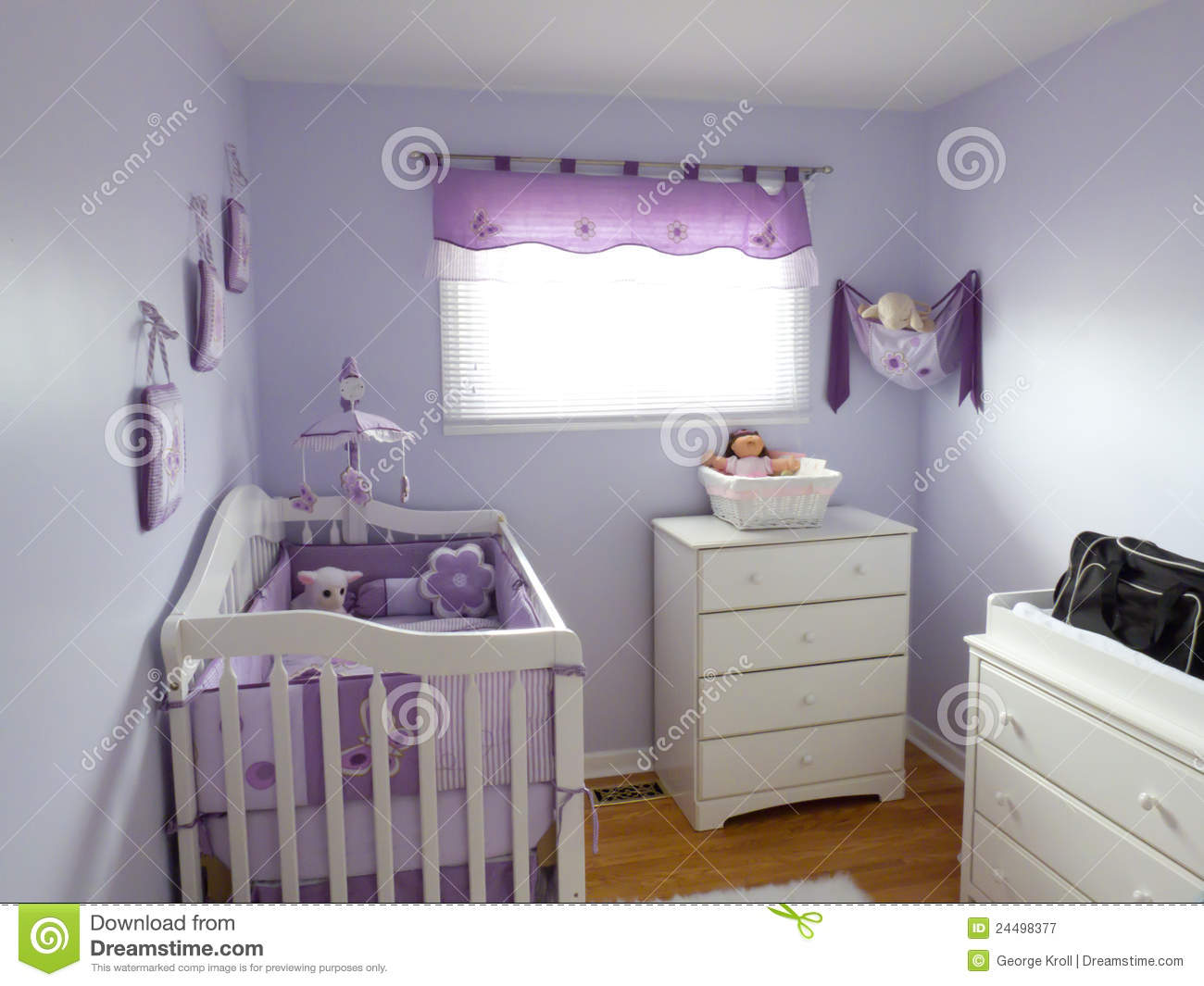 Superieur Purple Babies Room