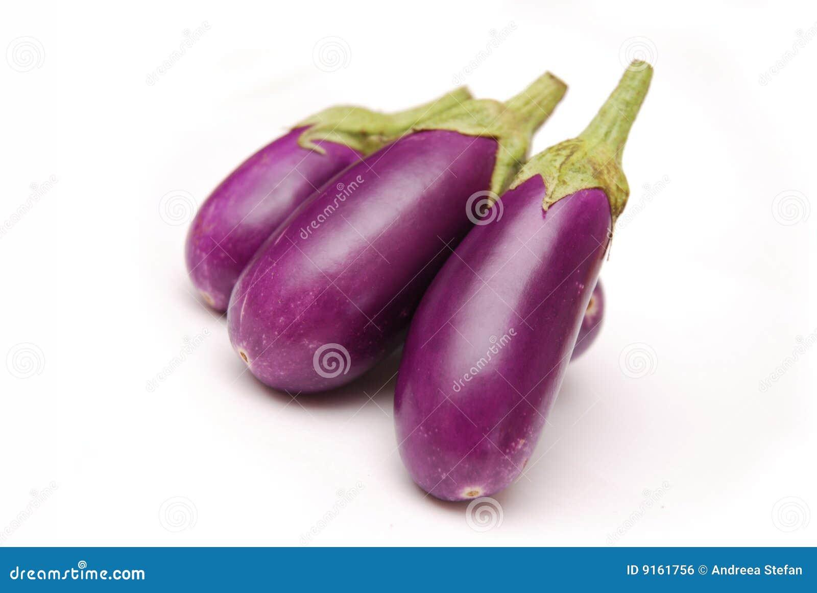 purple babies