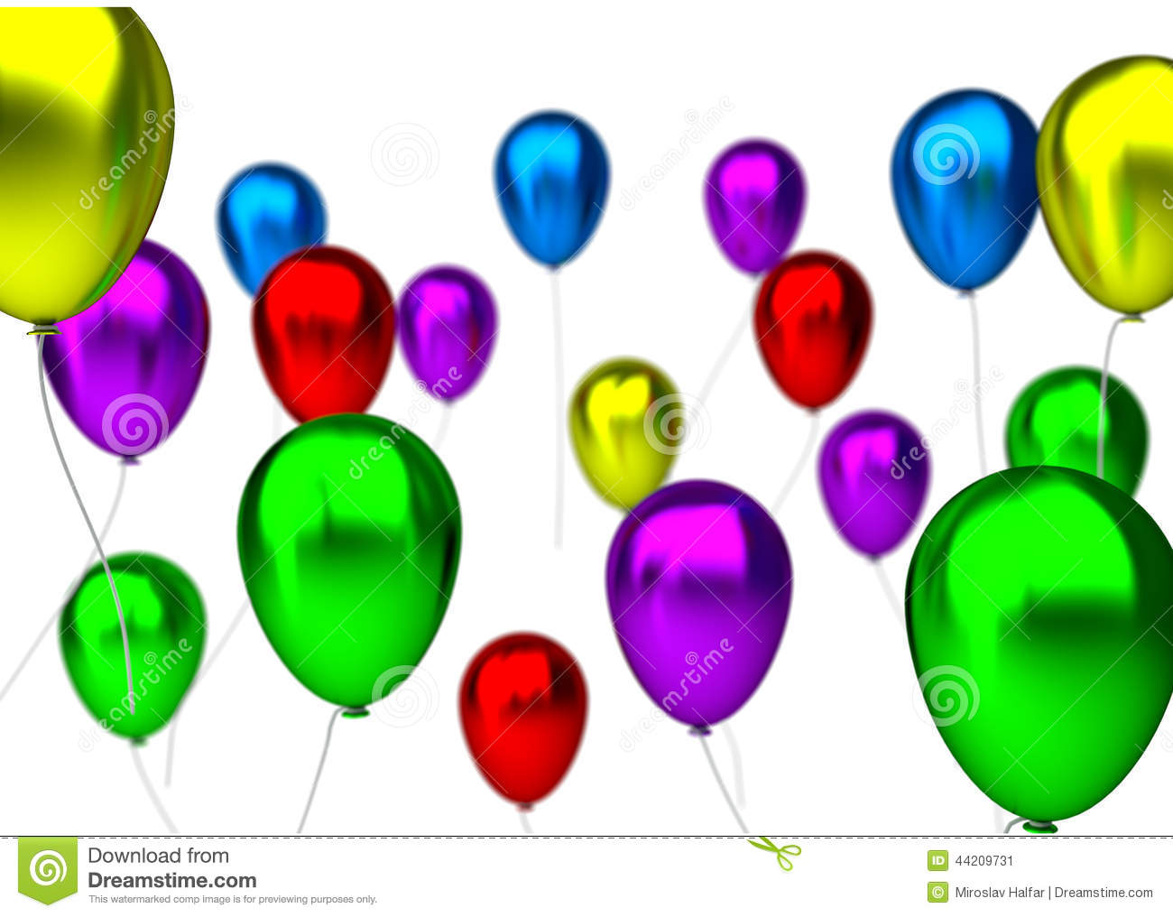 Green and blue balloons - Background Birthday Blue Colorful Green