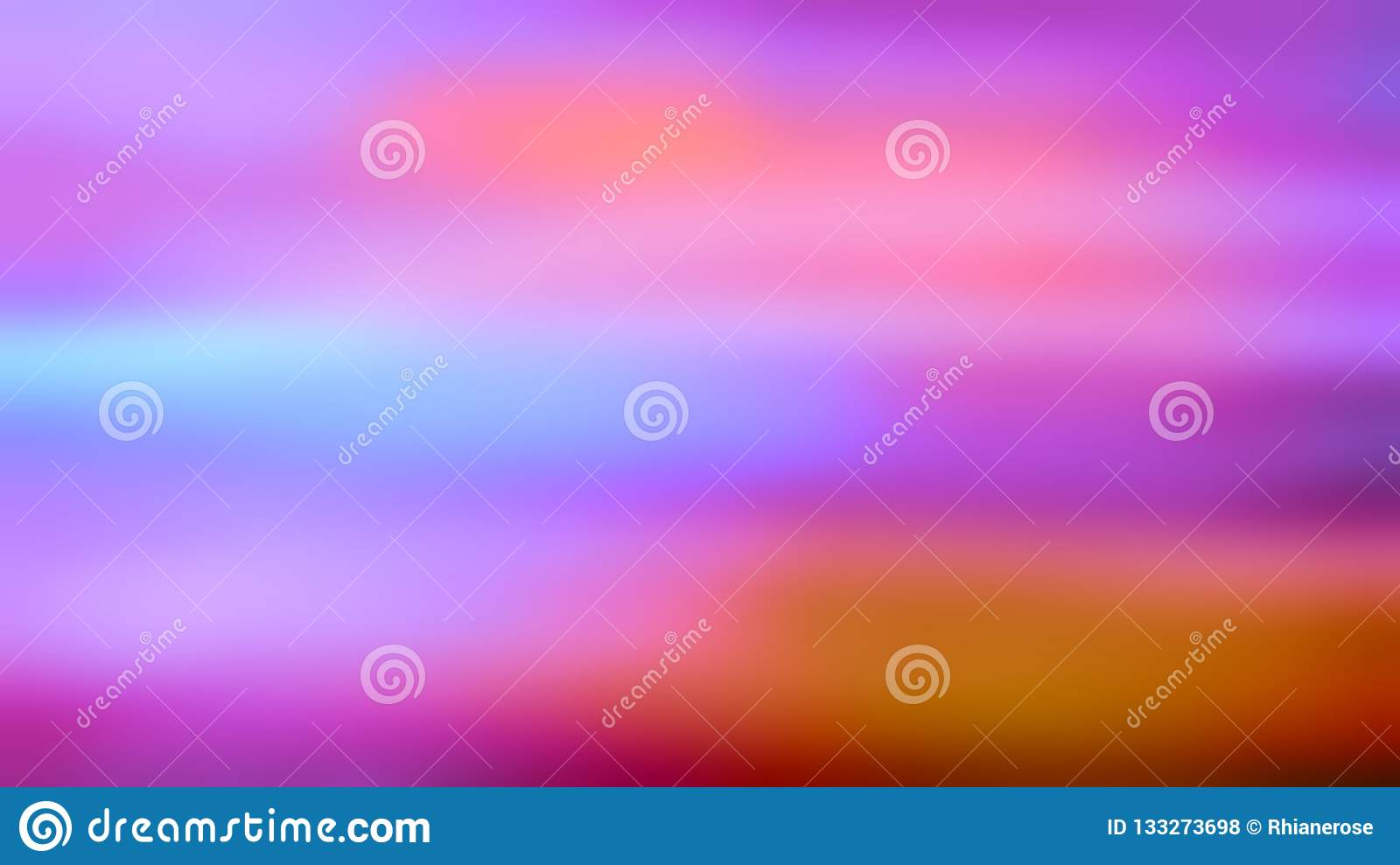 A loverly wallpaper with different colours merging horizontally