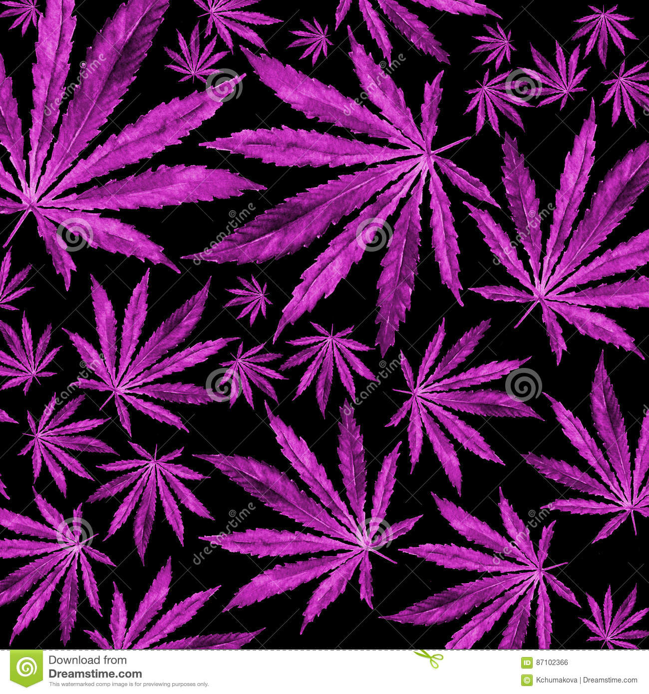 cannabis plant wallpaper black - photo #30