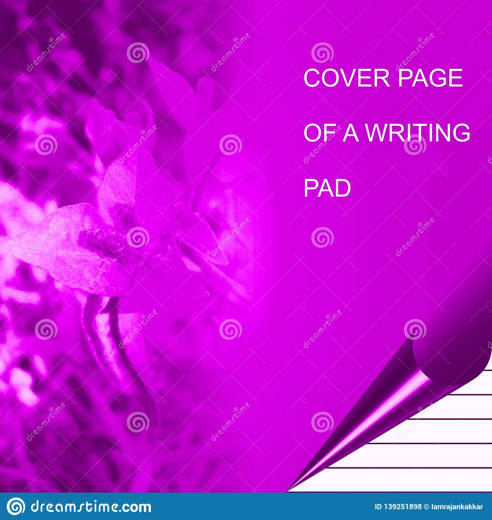 Purple Color Writing Pad Shaded With Lighting Effect Computer Generated Background Image And Wallpaper Design Stock Illustration Illustration Of Computer Advertisement 139251898