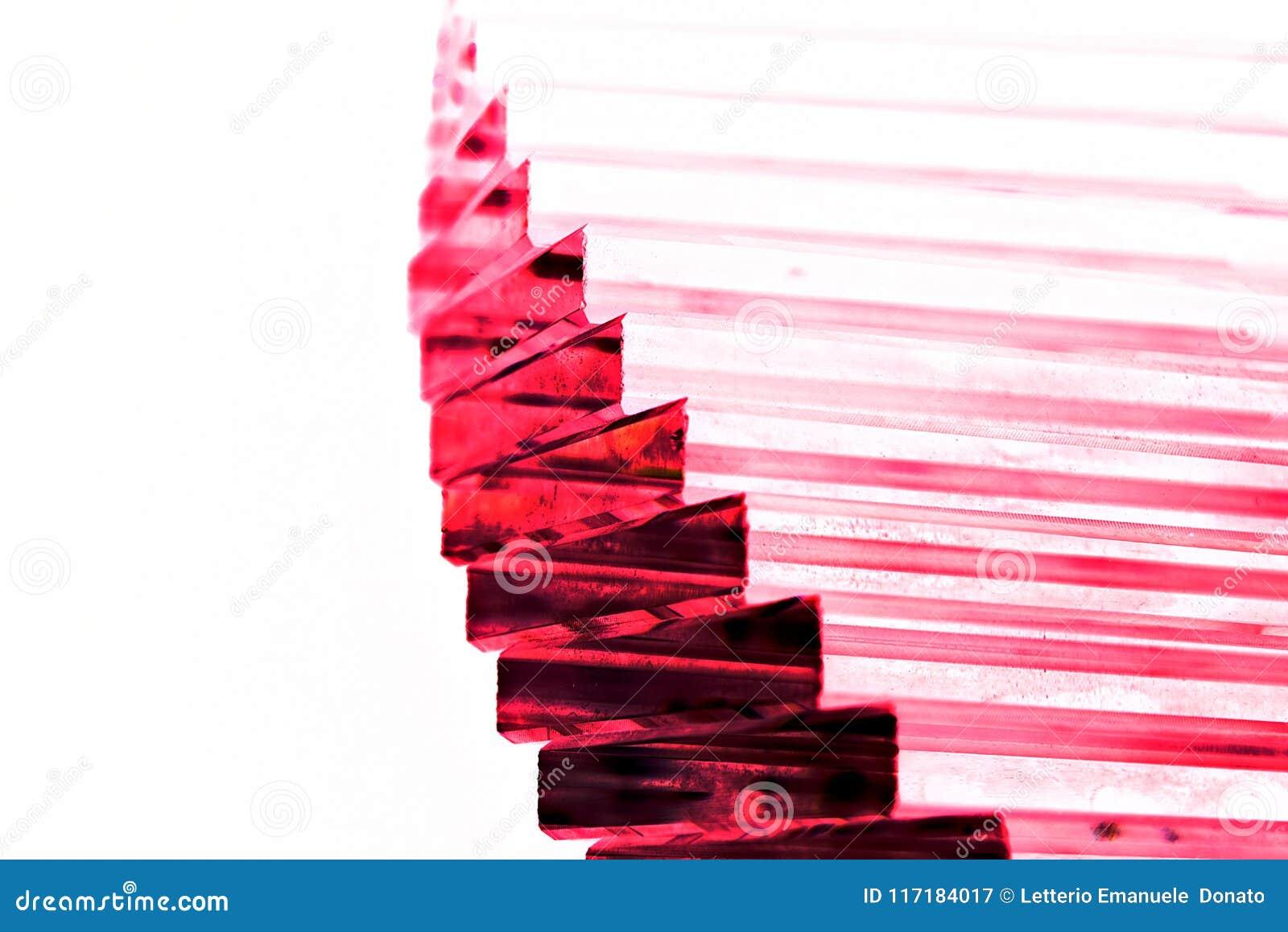 Purple Crystal stairway