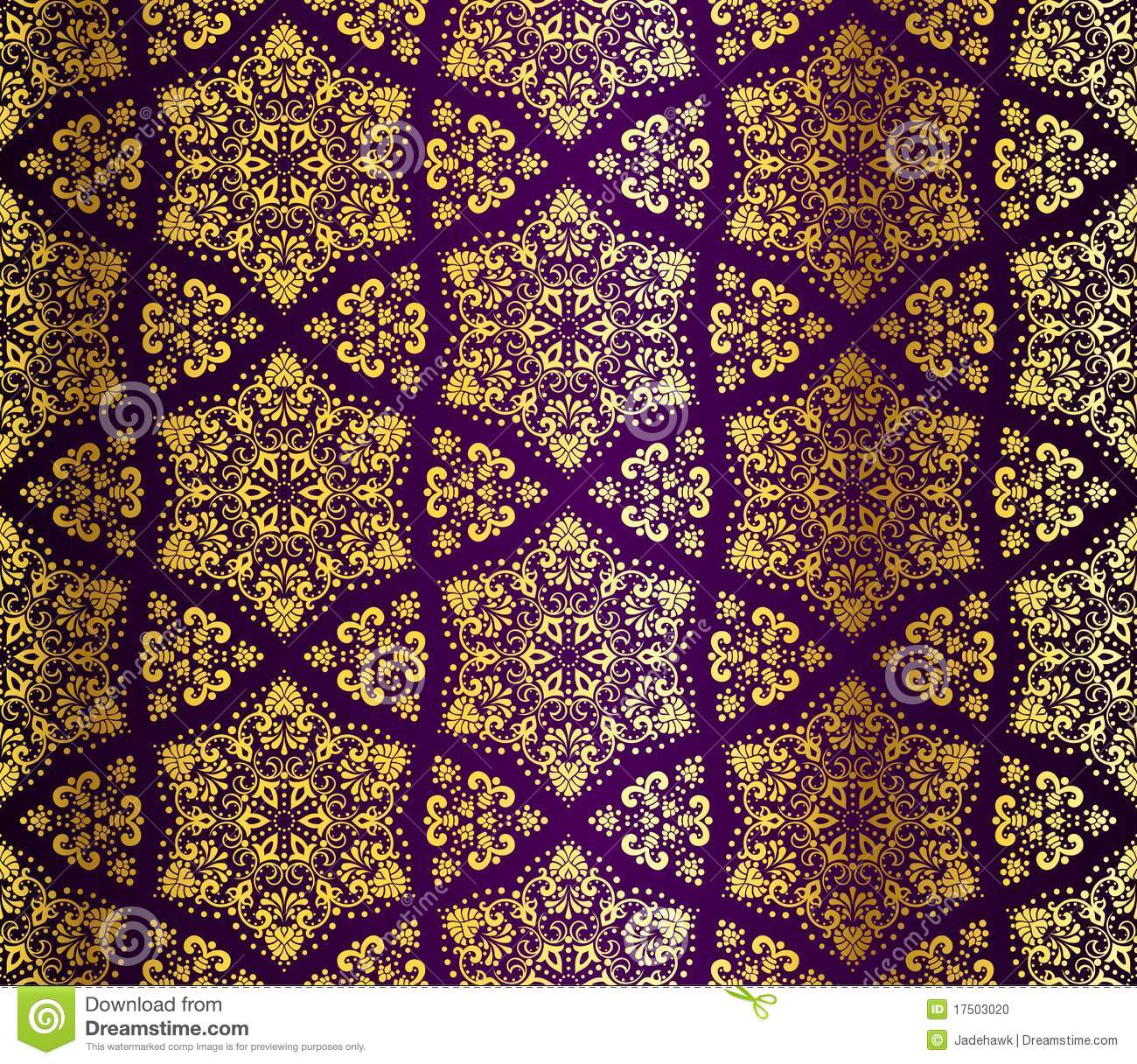 moroccan tile style wallpaper