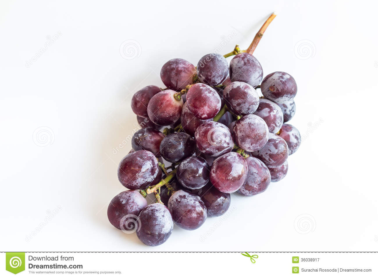 Purple Grape Royalty Free Stock Photography - Image: 36038917