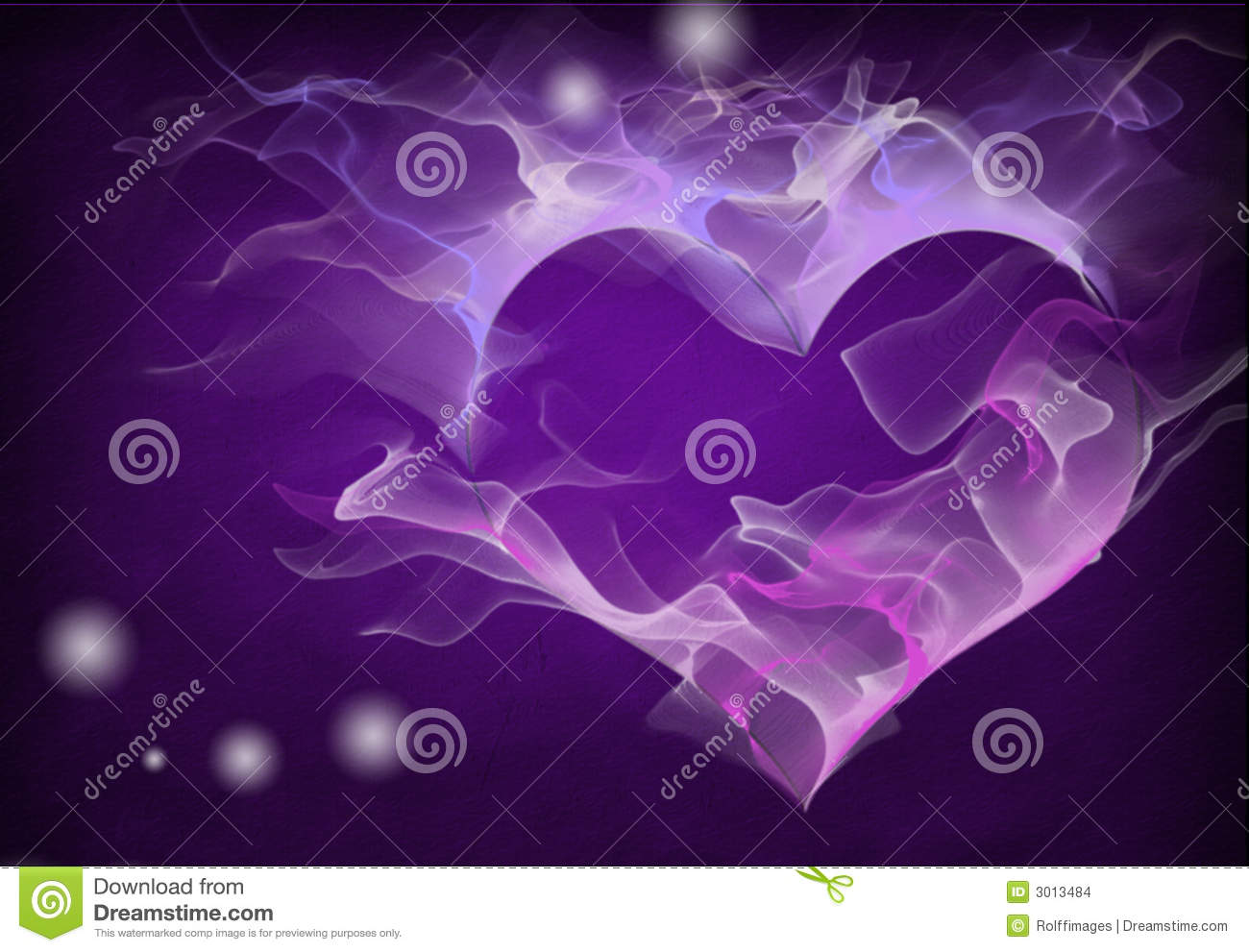 Purple Heart Stock Images - Image: 3013484 Purple Happy Holidays Pictures