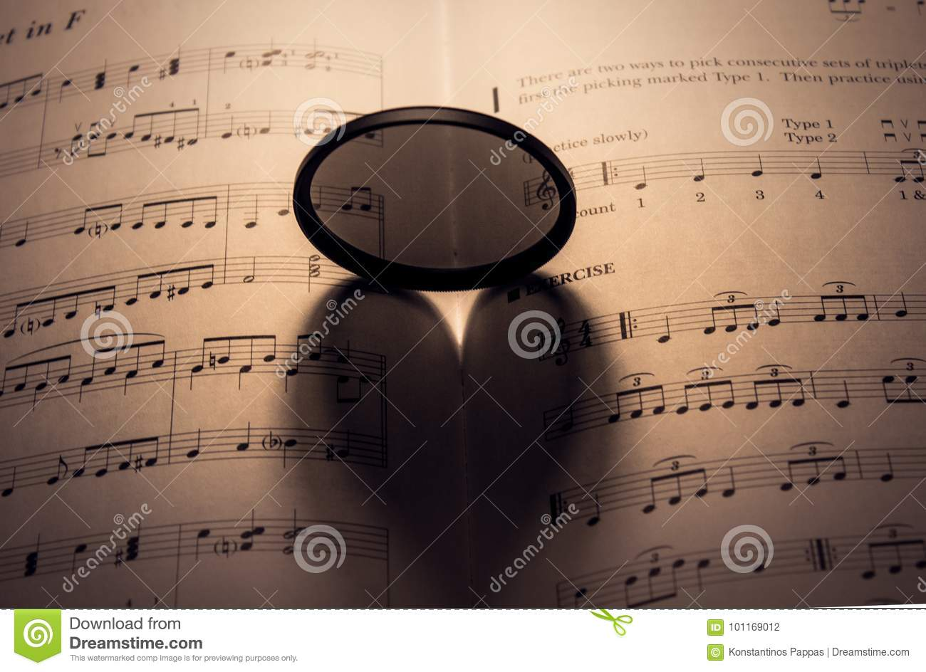 Heart shaped shadow on music sheet stock photo image of love download heart shaped shadow on music sheet stock photo image of love composer ccuart Image collections