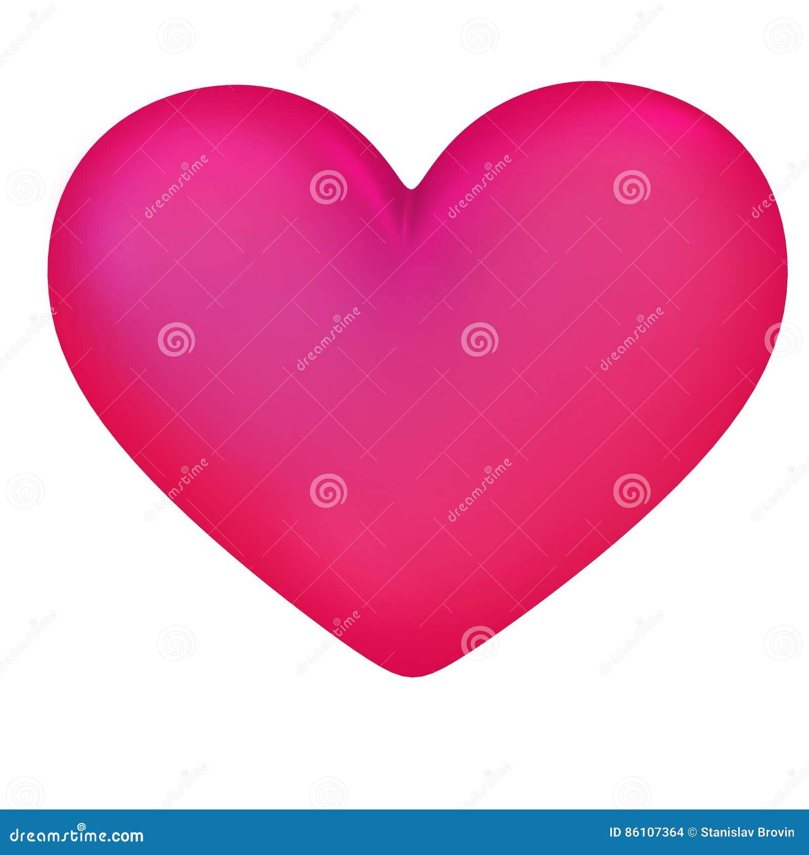 Purple heart symbol on a white background stock illustration purple heart symbol on a white background buycottarizona