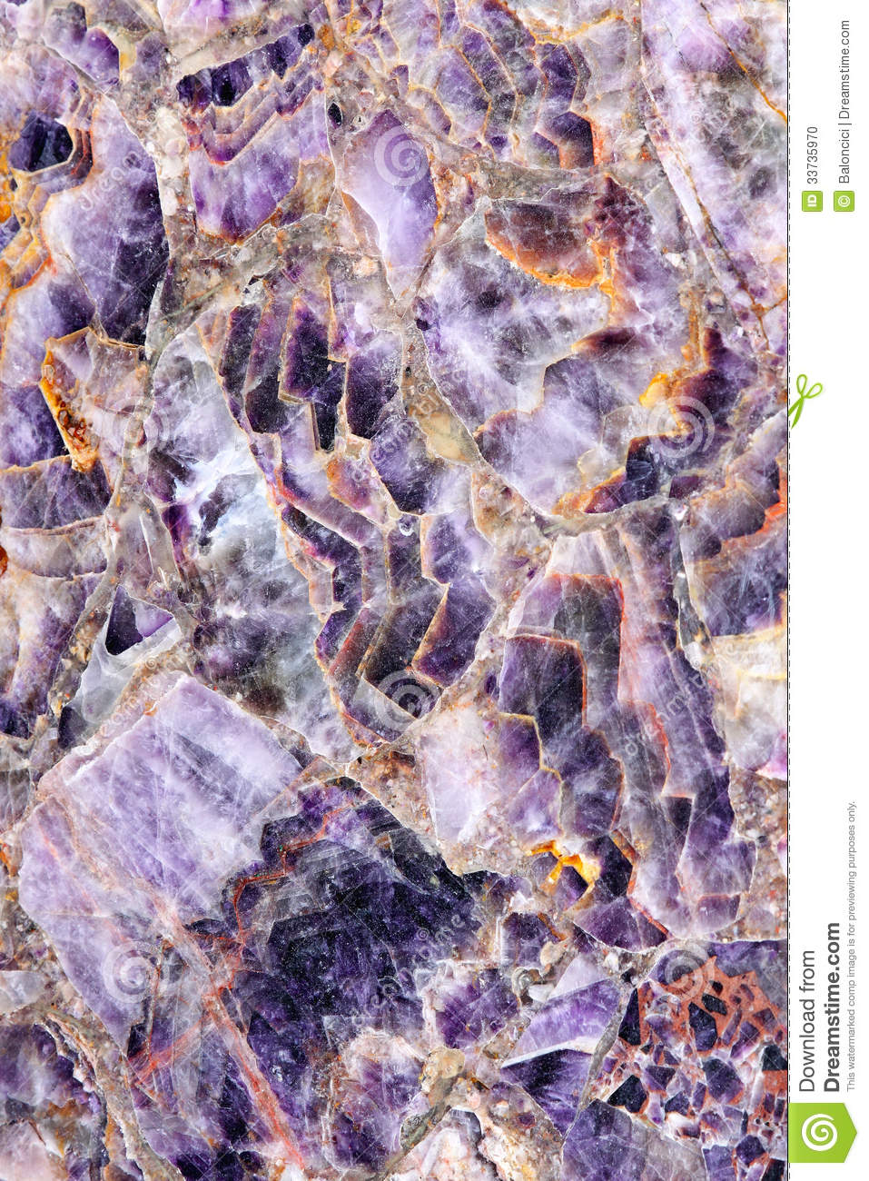 Purple Marble Stock Photo Image 33735970