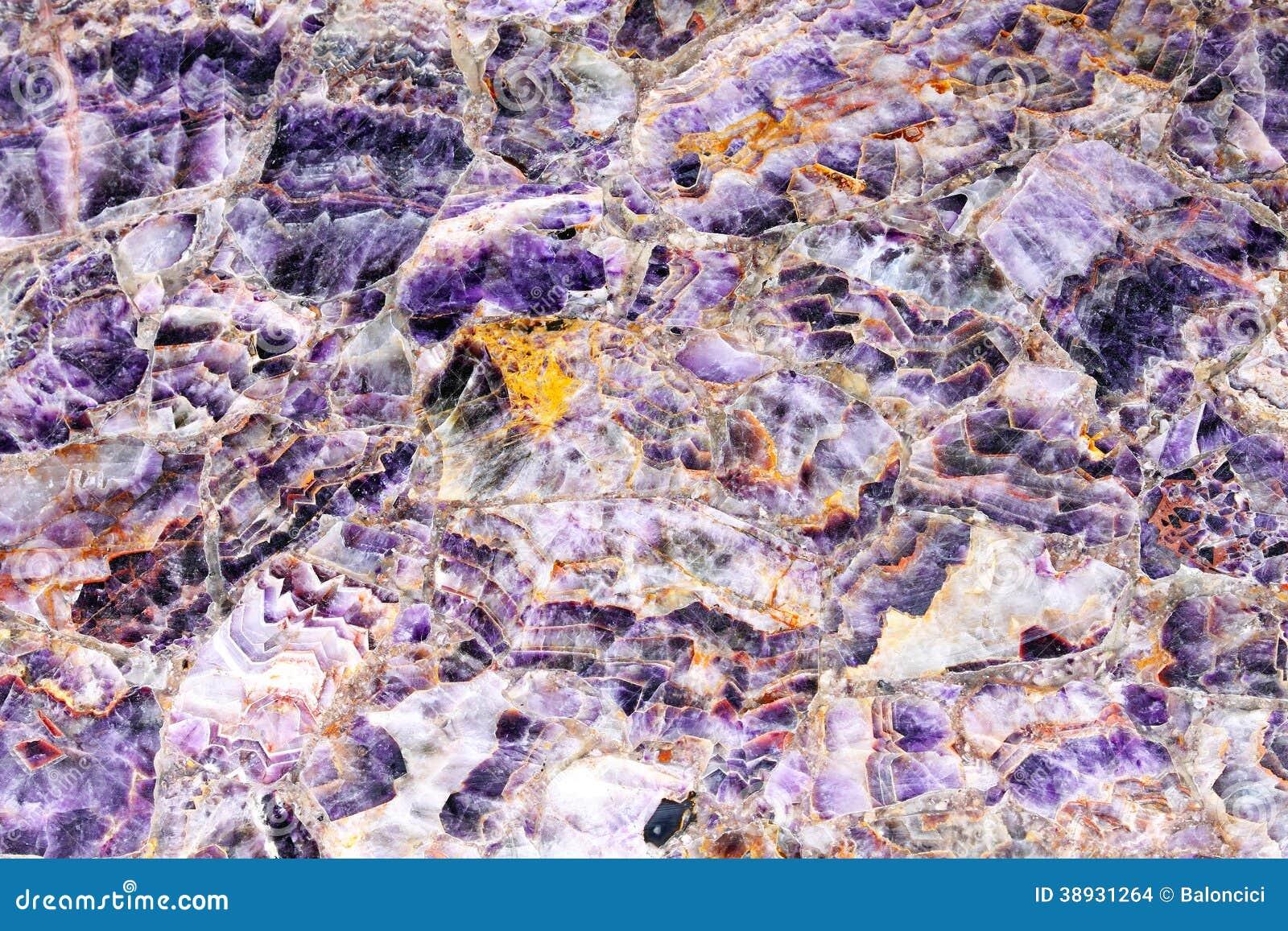 Purple Marble Stock Photo Image 38931264