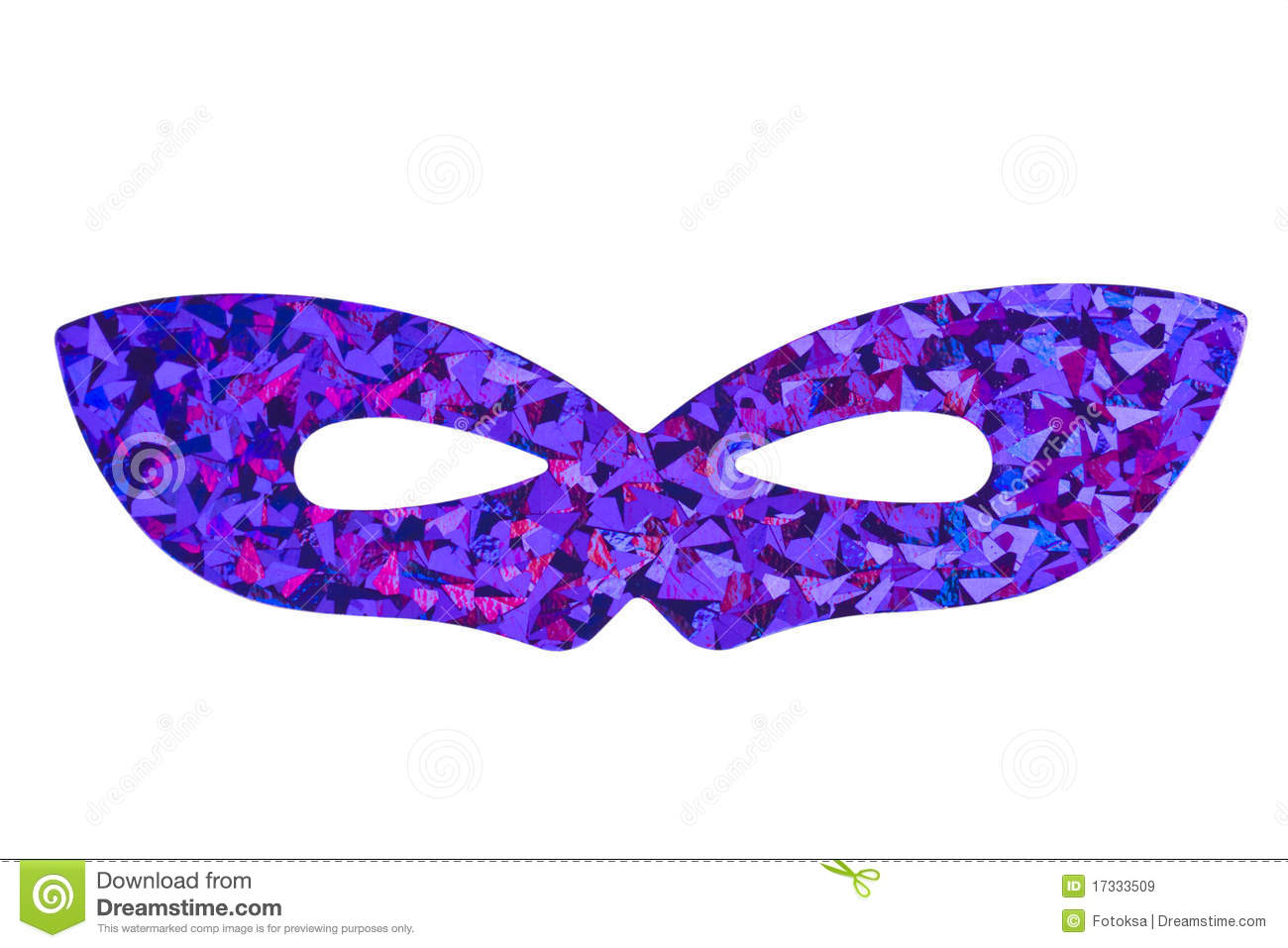 bbf05bda78ba Purple masquerade mask stock image. Image of mystery - 17333509