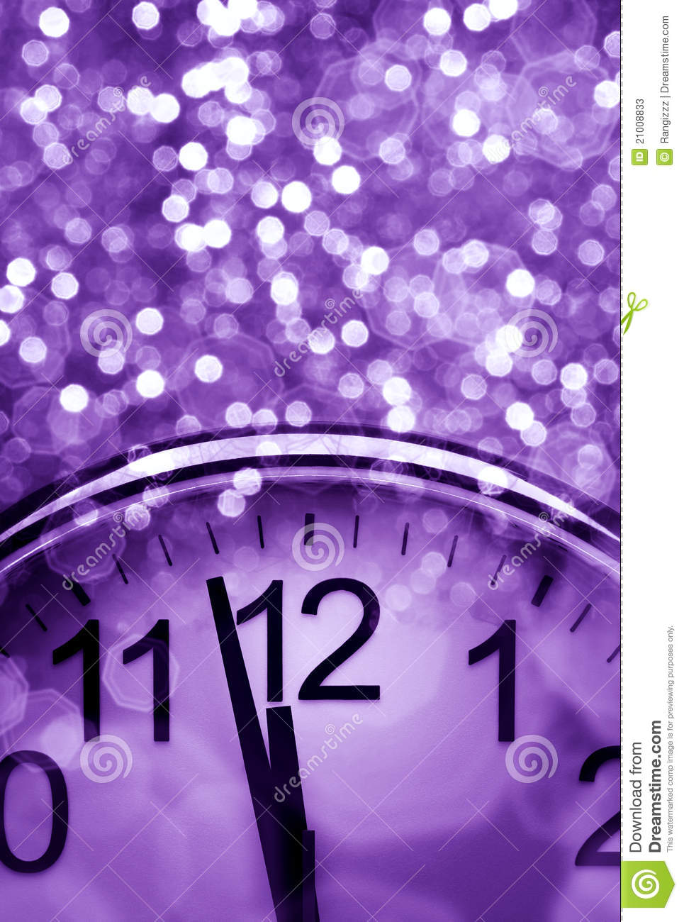 purple new year s abstract background