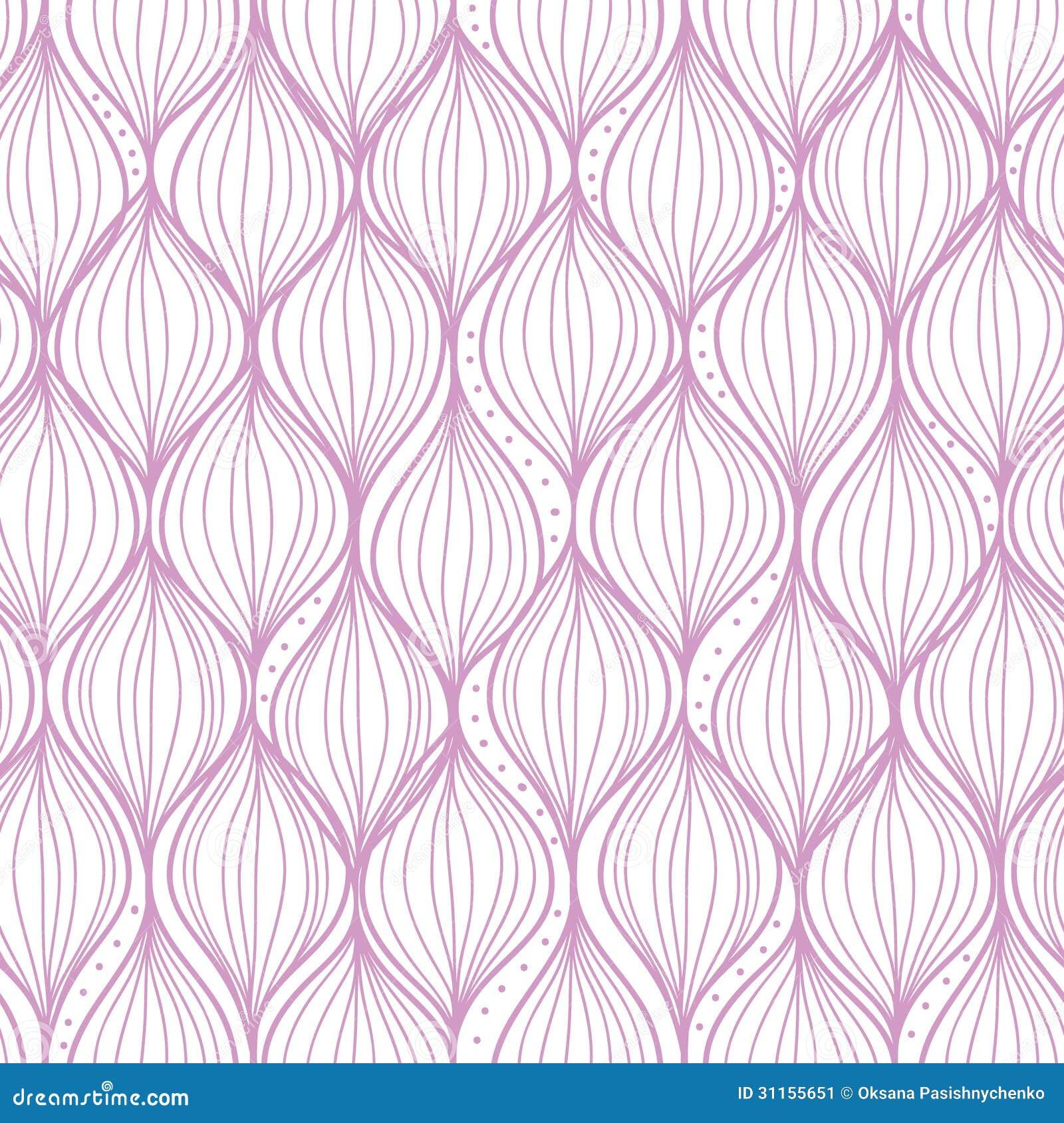 purple ogee stripes seamless pattern background stock